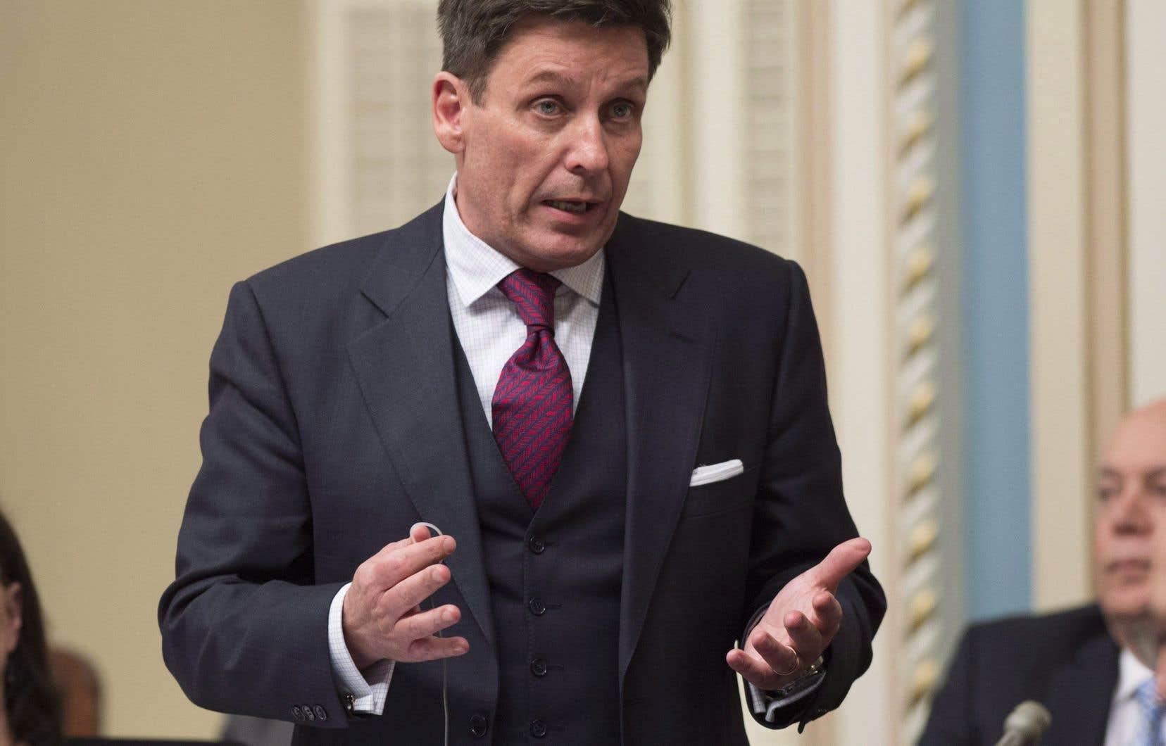 Mardi dernier, le ministre de l'Énergie et des Ressources naturelles, Pierre Moreau, a annoncé que le gouvernement «intensifie ses démarches afin de repérer et de sécuriser les puits de gaz et de pétrole inactifs».