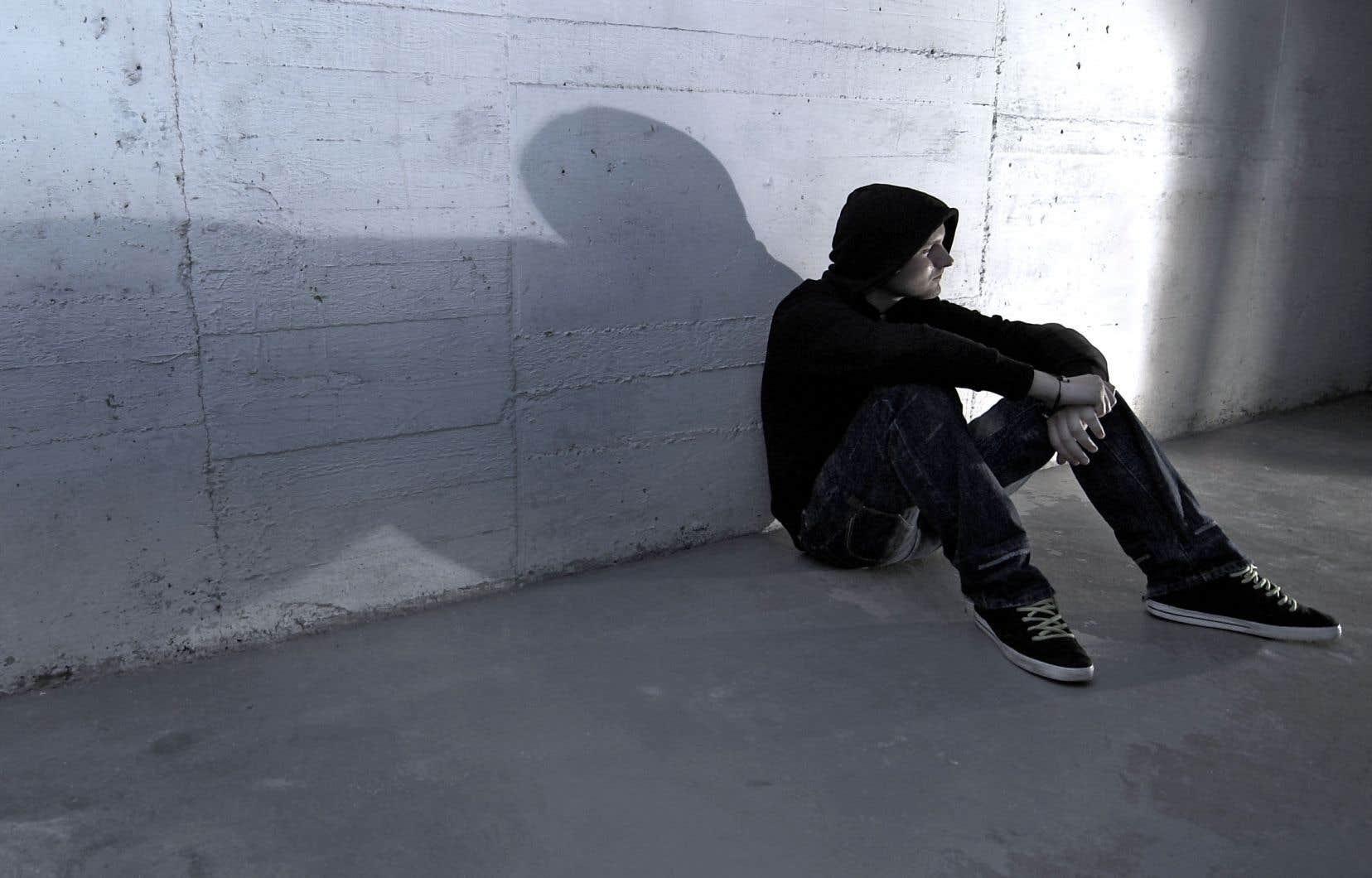 On estime à environ 90% la proportion des individus souffrant de troubles mentaux qui ne sont pas violents.