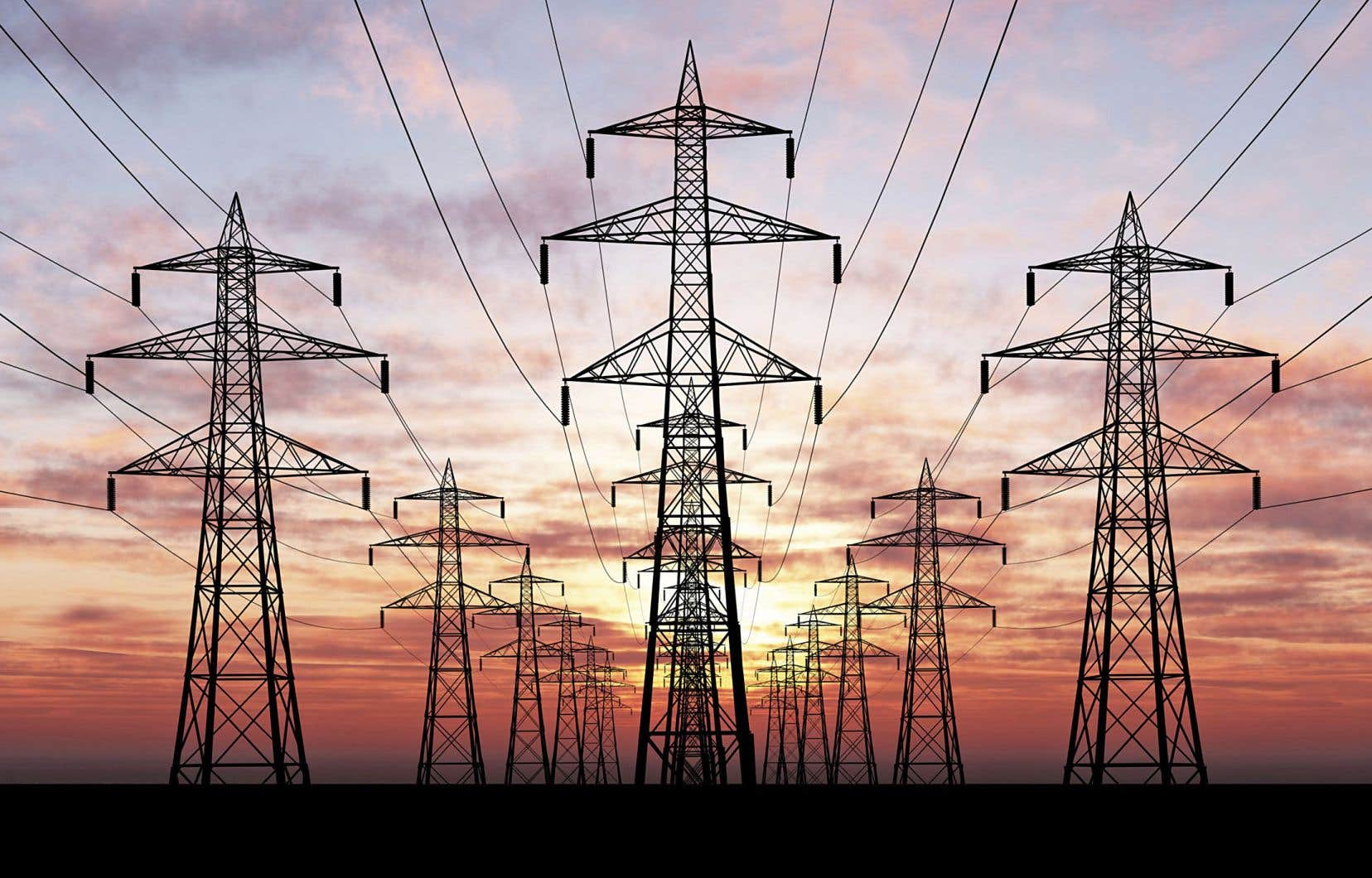 Hydro-Québec et son partenaire américain veulent acheminer d'importantes quantités d'électricité en Nouvelle-Angleterre.