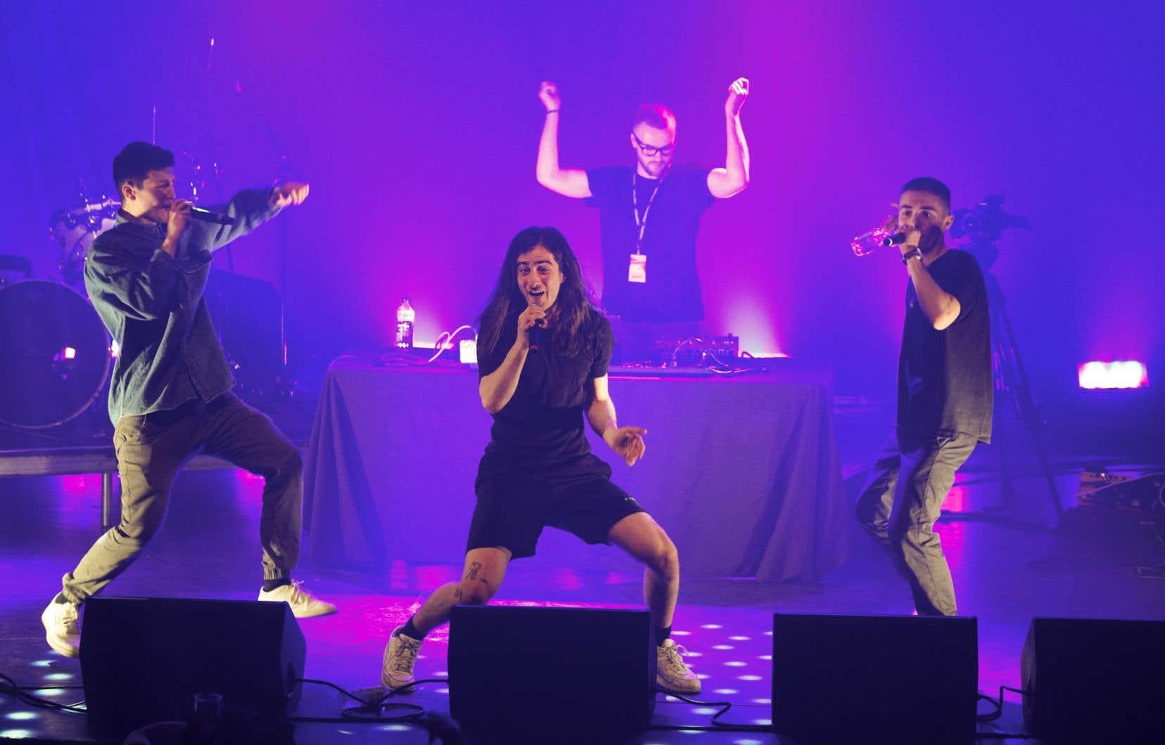 Le collectif rap LaF