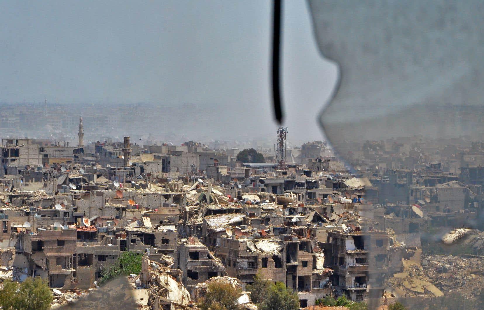 Israël a effectué ces dernières années de nombreuses frappes en Syrie contre le régime de Bachar al-Assad.