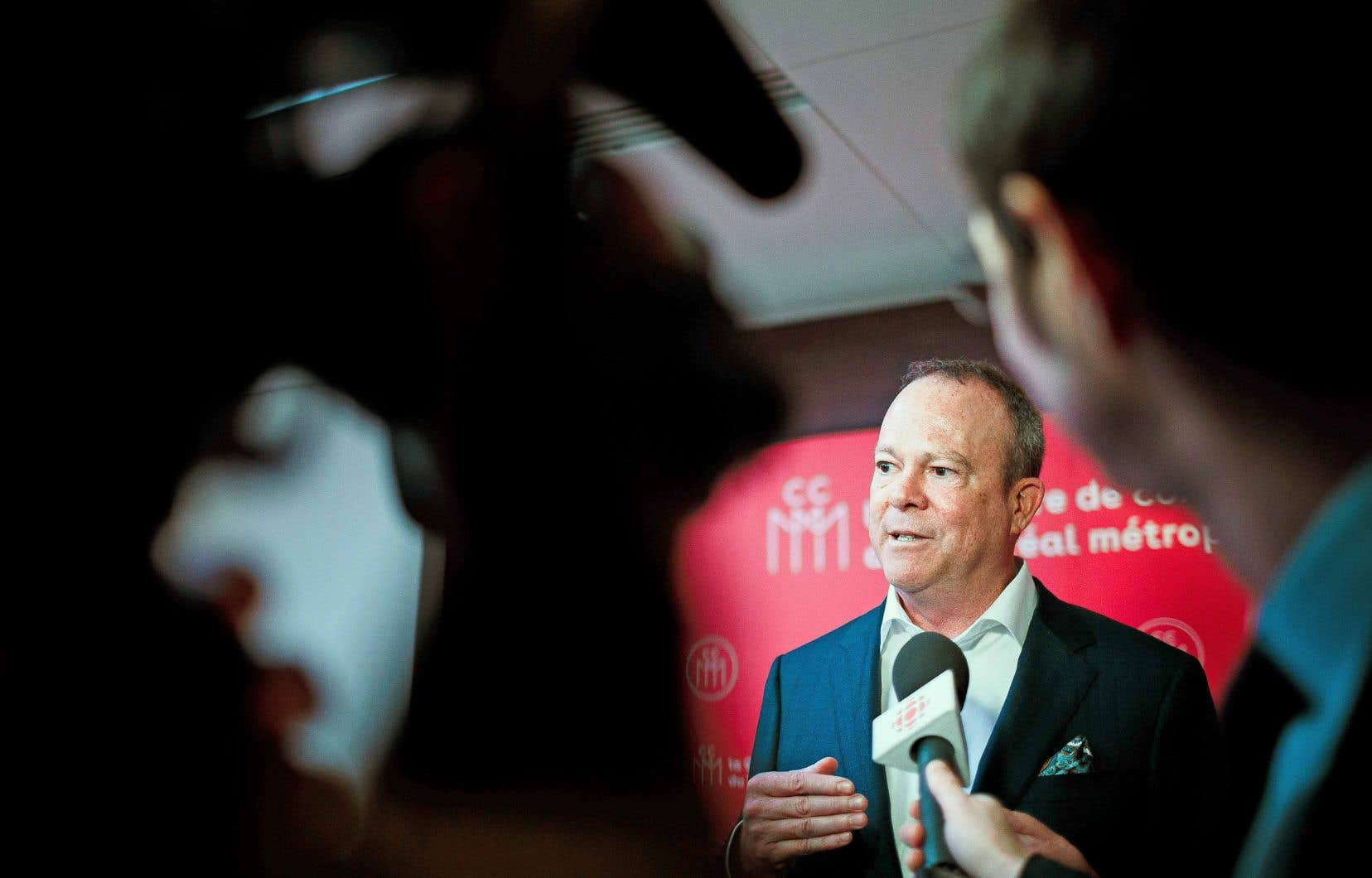 Radio-Canada a joué le rôle du rassembleur, a précisé mardi son vice-président Michel Bissonnette.