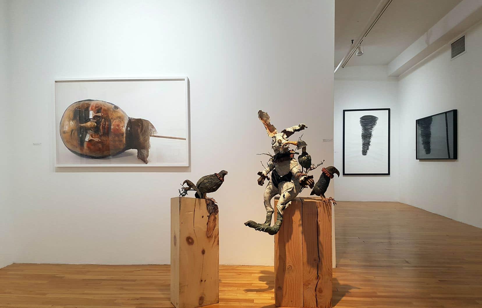 Pour fêter son anniversaire, la galerie 3 organise une exposition intitulée «Pop Up Montréal».