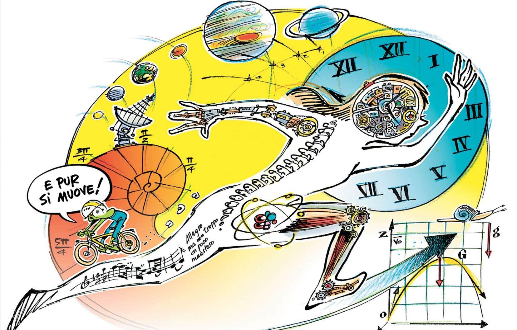 Le 13e festival 24 heures de science se décline sur le thème du mouvement.