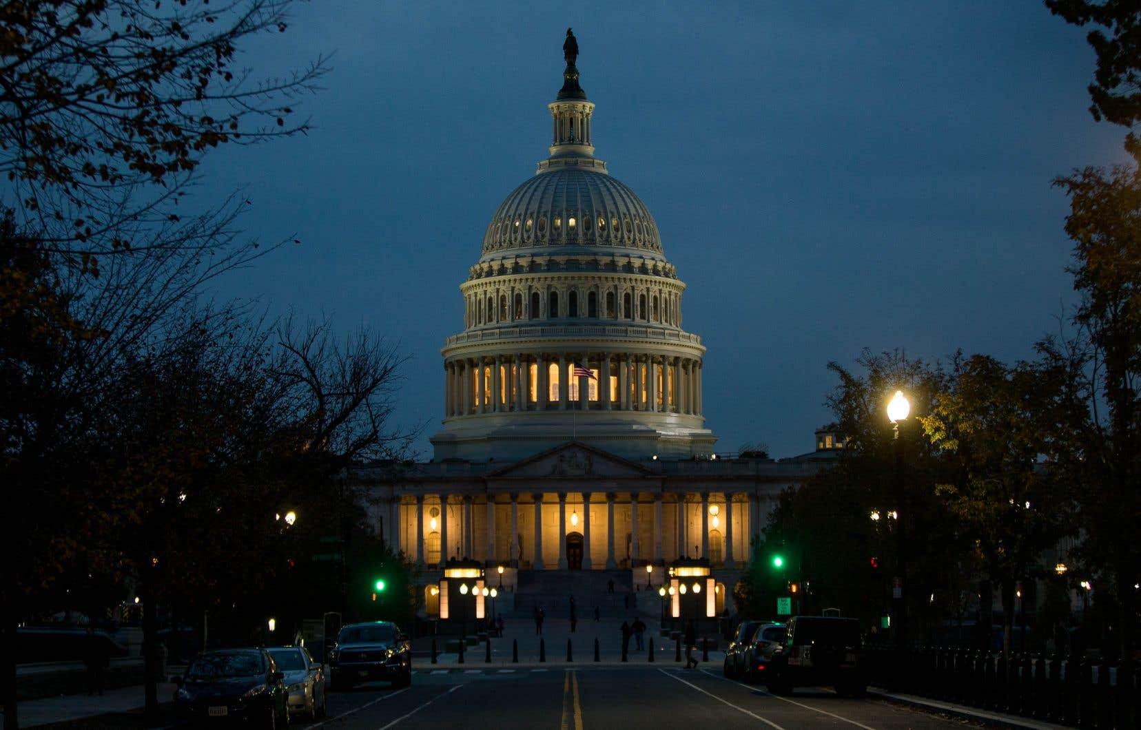 Le budget adopté en mars par le Congrès américain ne faisait pas mention du Carbon Monitoring System.
