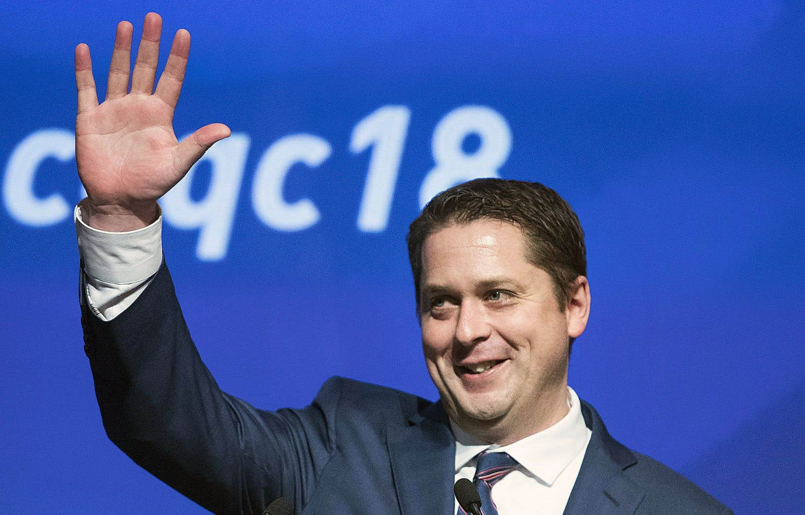 Les conservateurs d'Andrew Scheer étaient rassemblés en conseil général à Saint-Hyacinthe pendant le week-end.