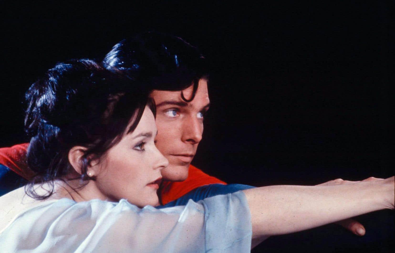 Le personnage de Lois Lane, journaliste intrépide et flamme de Superman, revêtira sans doute à jamais les traits de Margot Kidder.