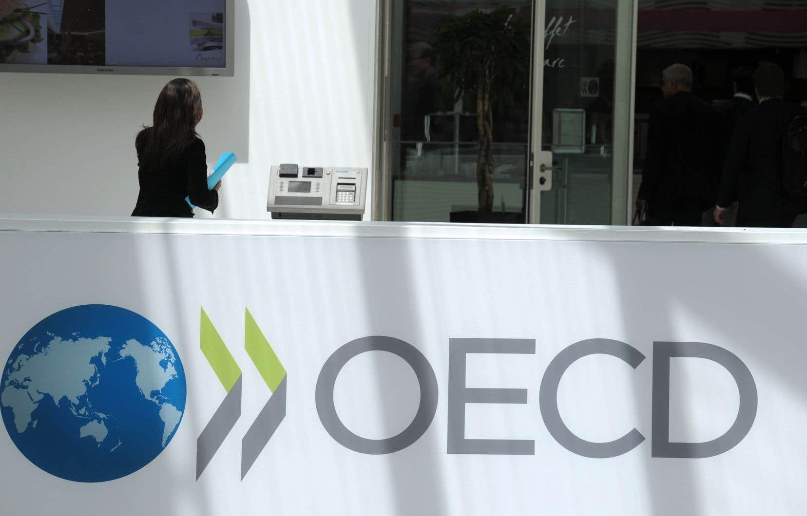 <p>Portant officiellement sur«l'érosion de la base d'imposition et le transfert de bénéfices», le projet de réforme de l'OCDE ne se limite pas aux entreprises du secteur numérique.</p>