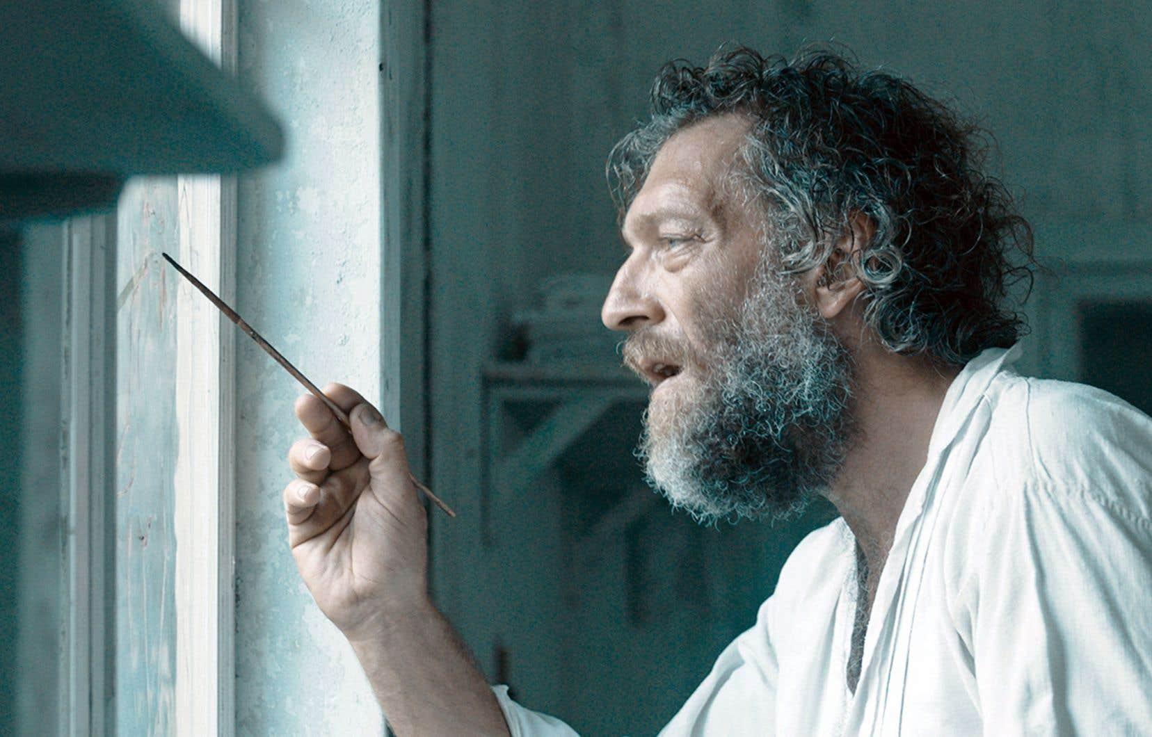 Au départ, l'acteur Vincent Cassel connaissait mal le peintre de «Mata Mua», mais avant de l'incarner, il s'est familiarisé avec ses œuvres comme avec sa vie.