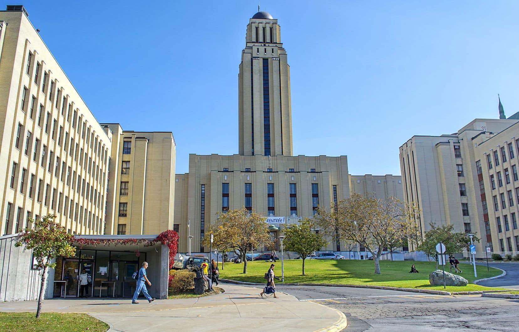 Des mandats stratégiques de trois ans seront conclus avec chacune des universités.