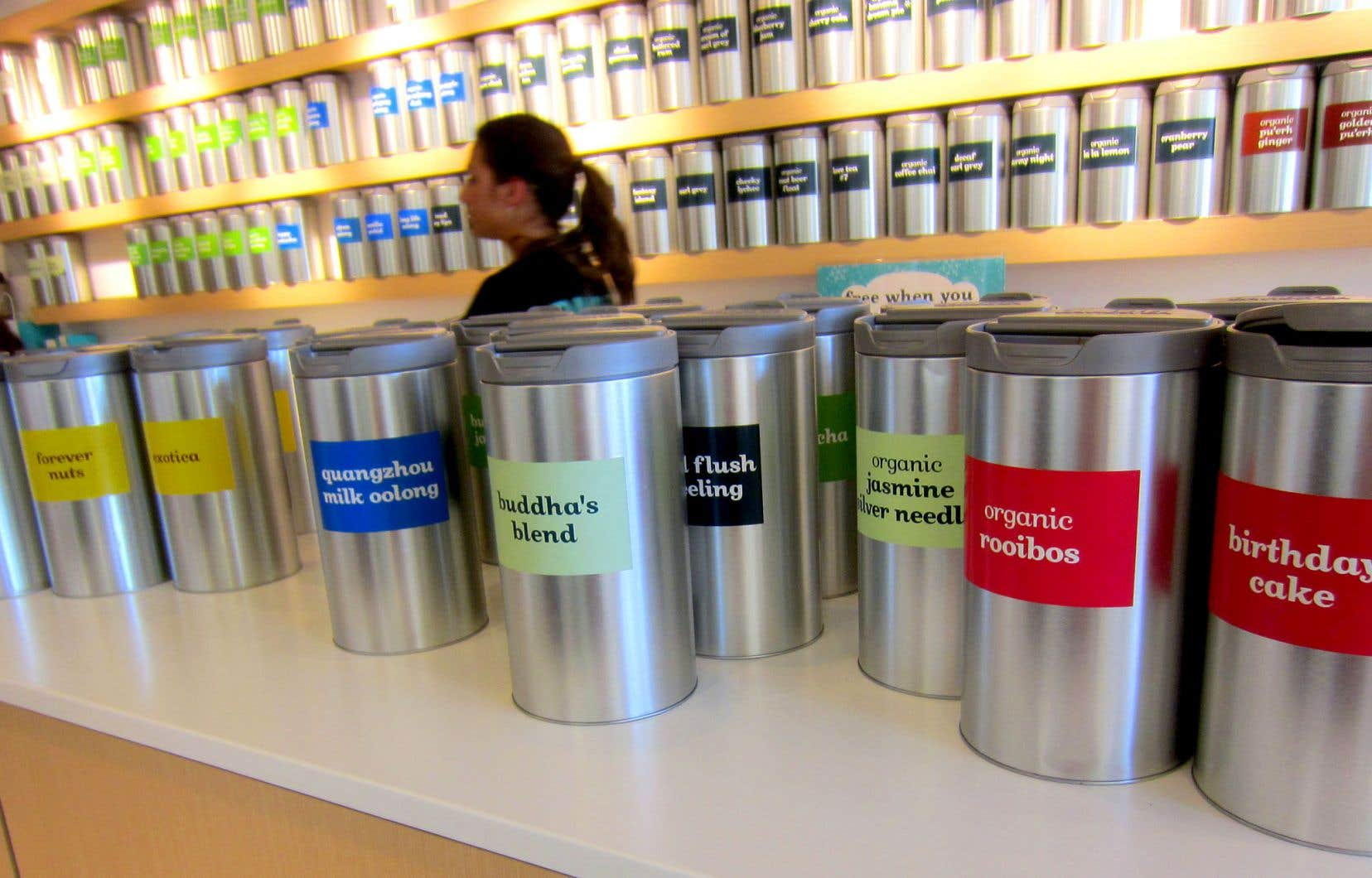 Depuis son entrée au Nasdaq, en juin 2015, le marchand de thé fait face à des problèmes de rentabilité.