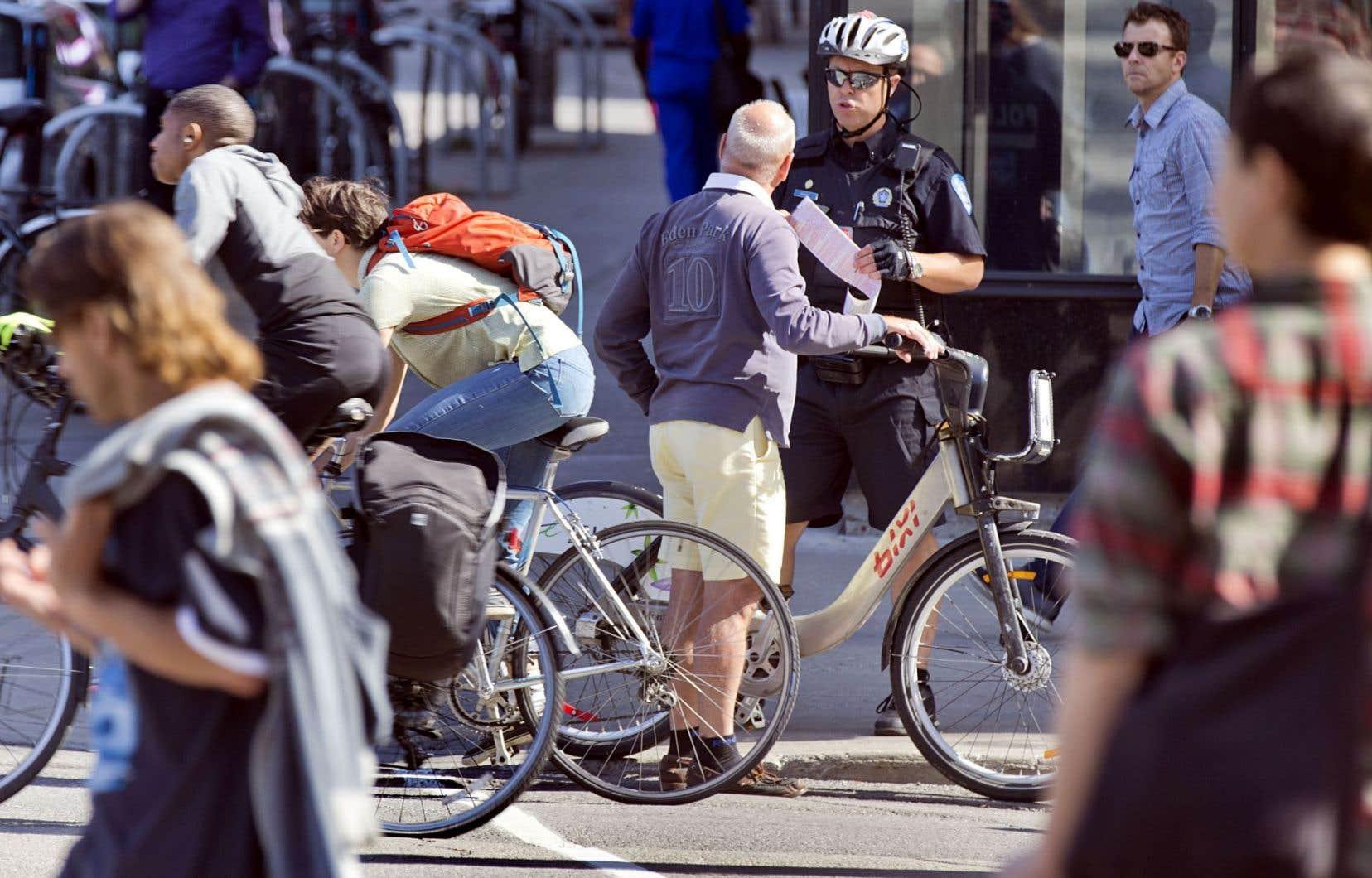 De nouvelles règles de circulation sont en vigueur pour les cyclistes.