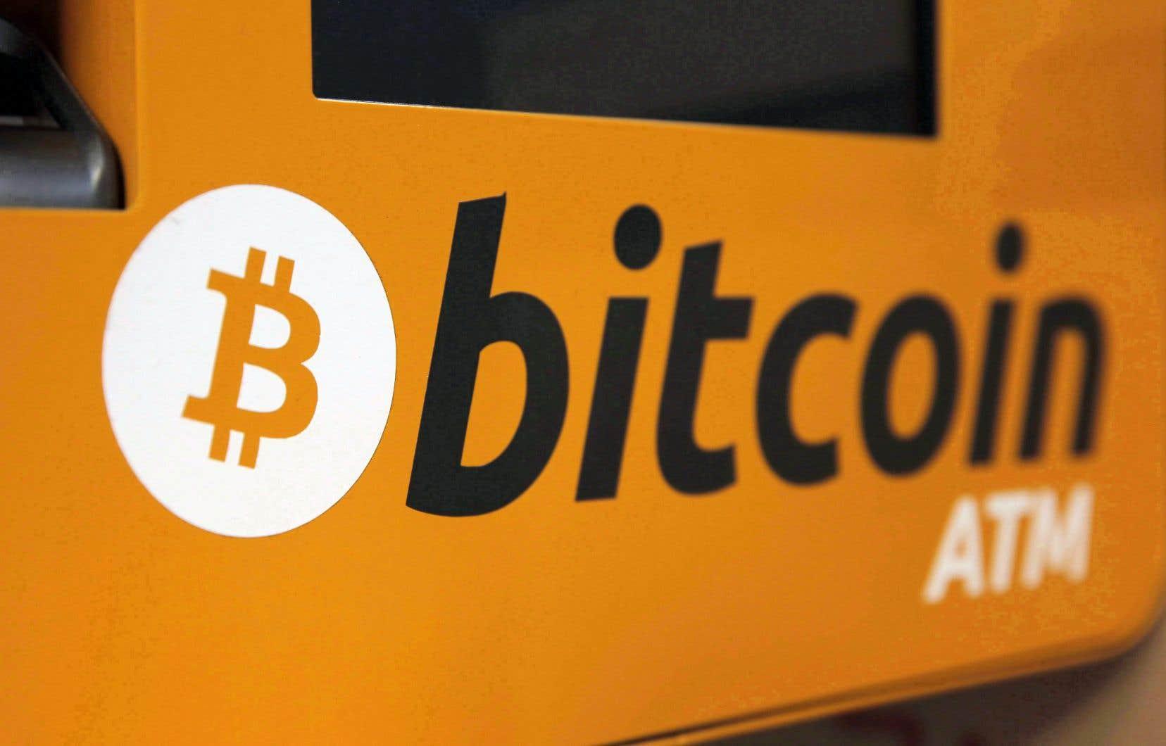 Le bitcoin est la cryptomonnaie la plus connue.