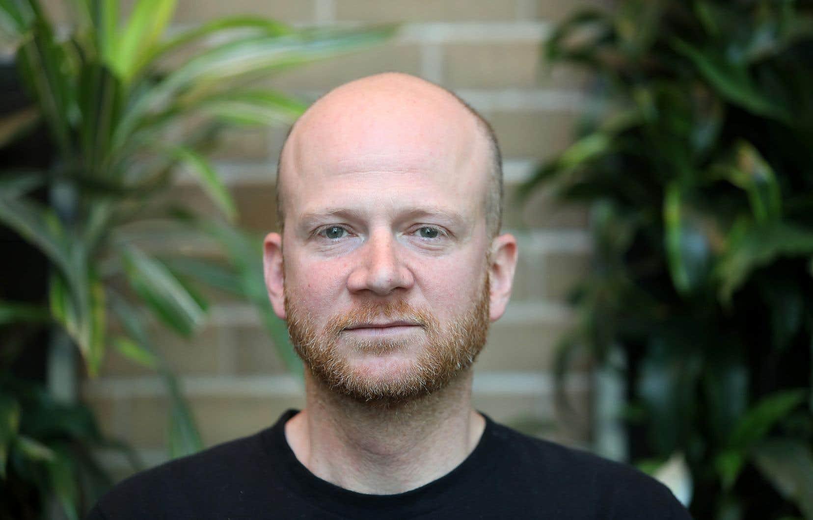 Le scénariste-réalisateurEmanuel Hoss-Desmarais révèle que le décès de son père en 2016 a joué un rôle dans le processus créatif de «Birthmarked».