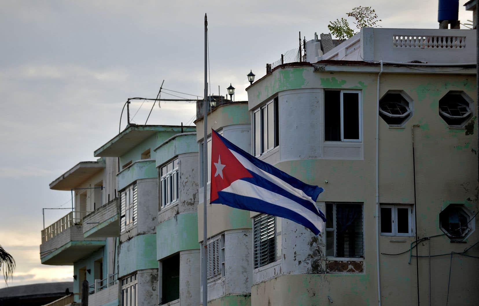 L'écrasement d'un Boeing 737 de Cubana survenu vendredi a fait 111 morts.