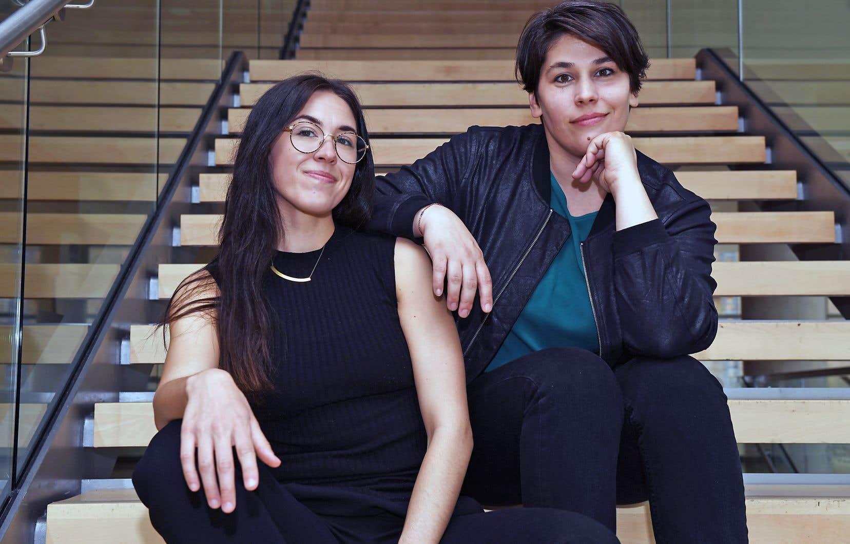 Les nouvelles directrices de «Liberté», Aurélie Lanctôt et Rosalie Lavoie, promettent d'assouplir la hiérarchie de la revue.