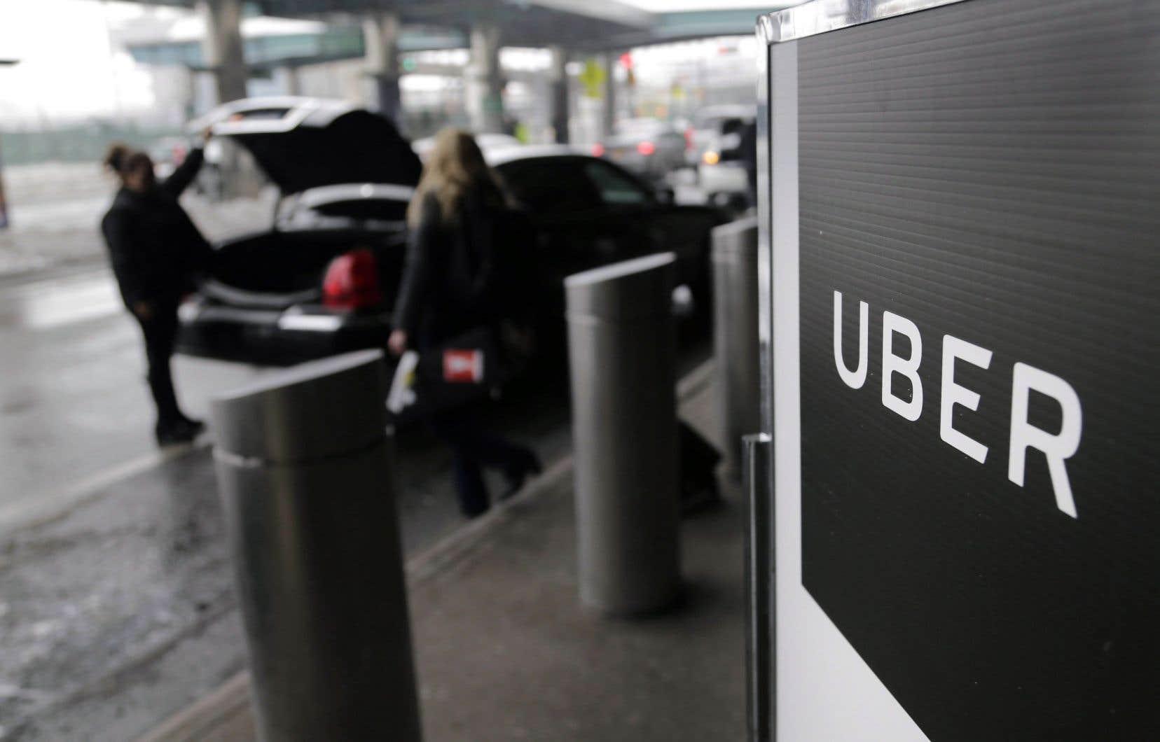 Une porte-parole d'Uber a indiqué que l'entreprise «allait dans une nouvelle direction» désormais.