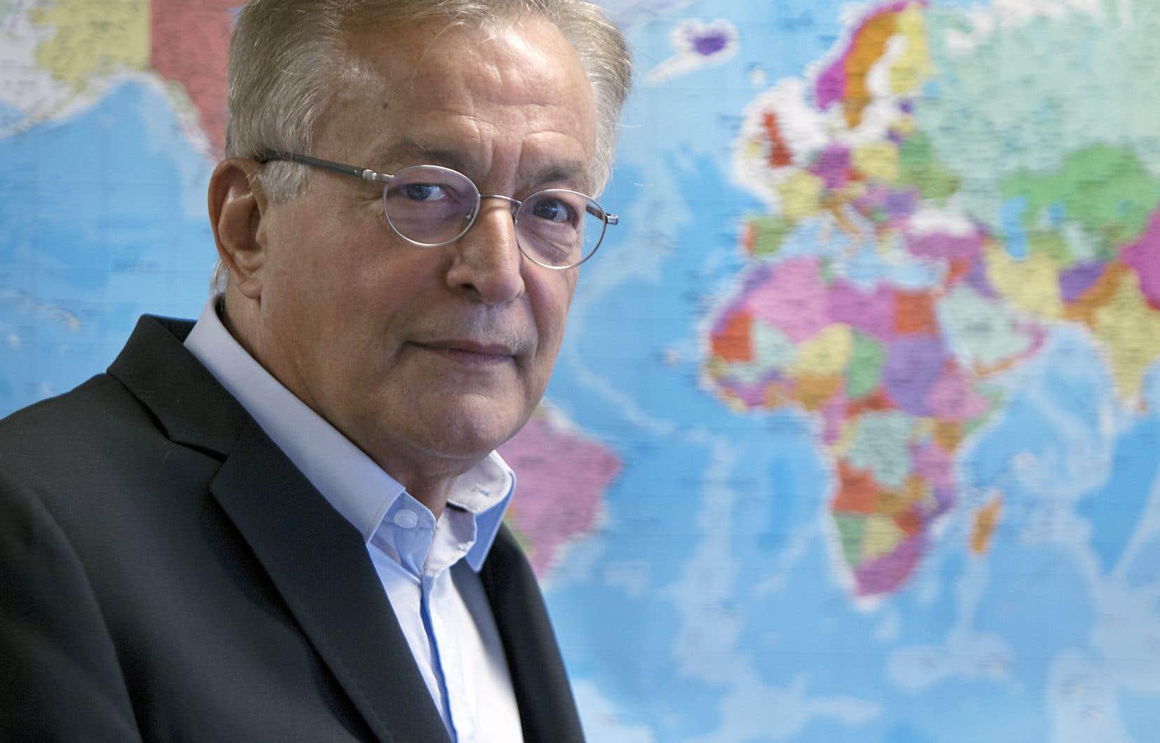 Le gouvernement Couillard a annoncé mercredi dernier la nomination de Jean-Louis Roy comme p.-d.g. de l'institution.