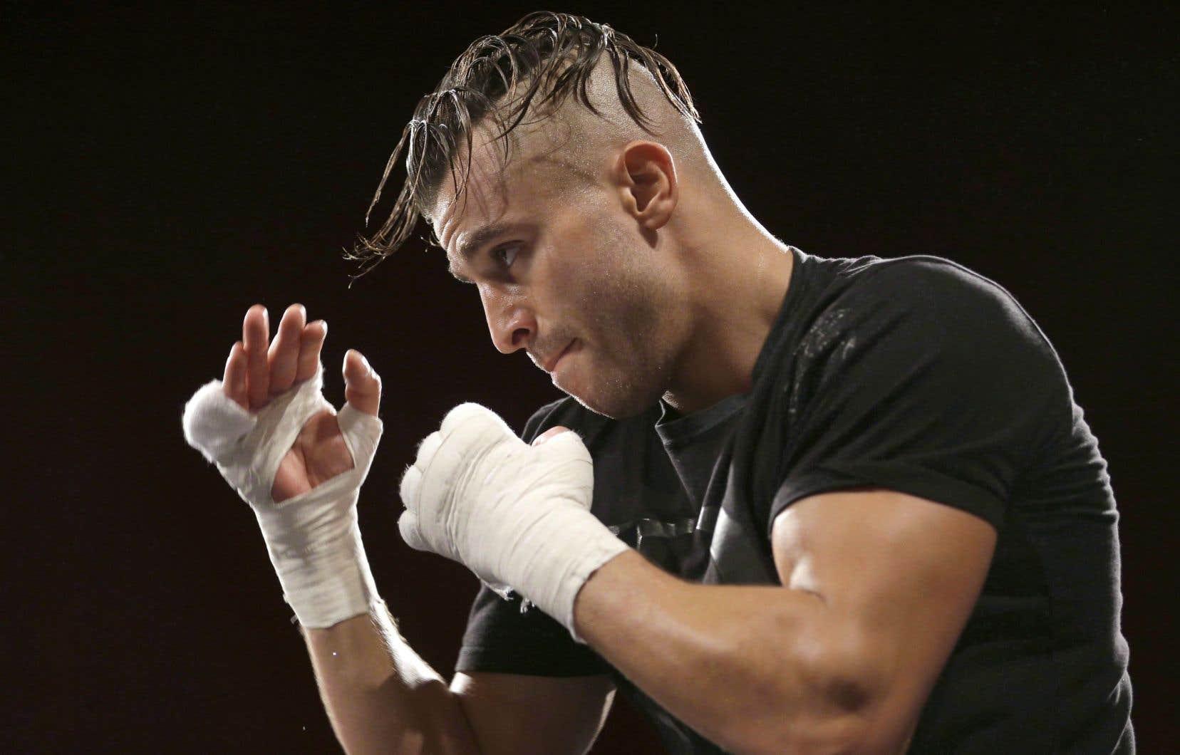 Lemieux tentera samedi soir de mettre la main sur les titres WBC International et Francophone des poids moyens.