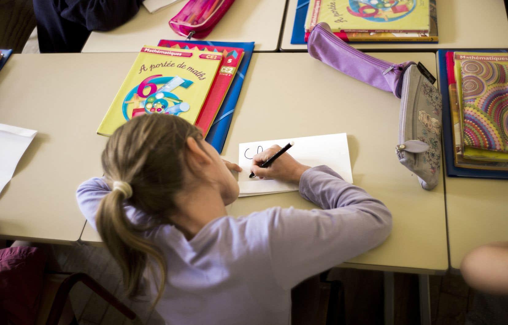La CSDM élimine six classes pour des élèves ayant des difficultés graves d'apprentissage, mais il en restera quarante sur son territoire.