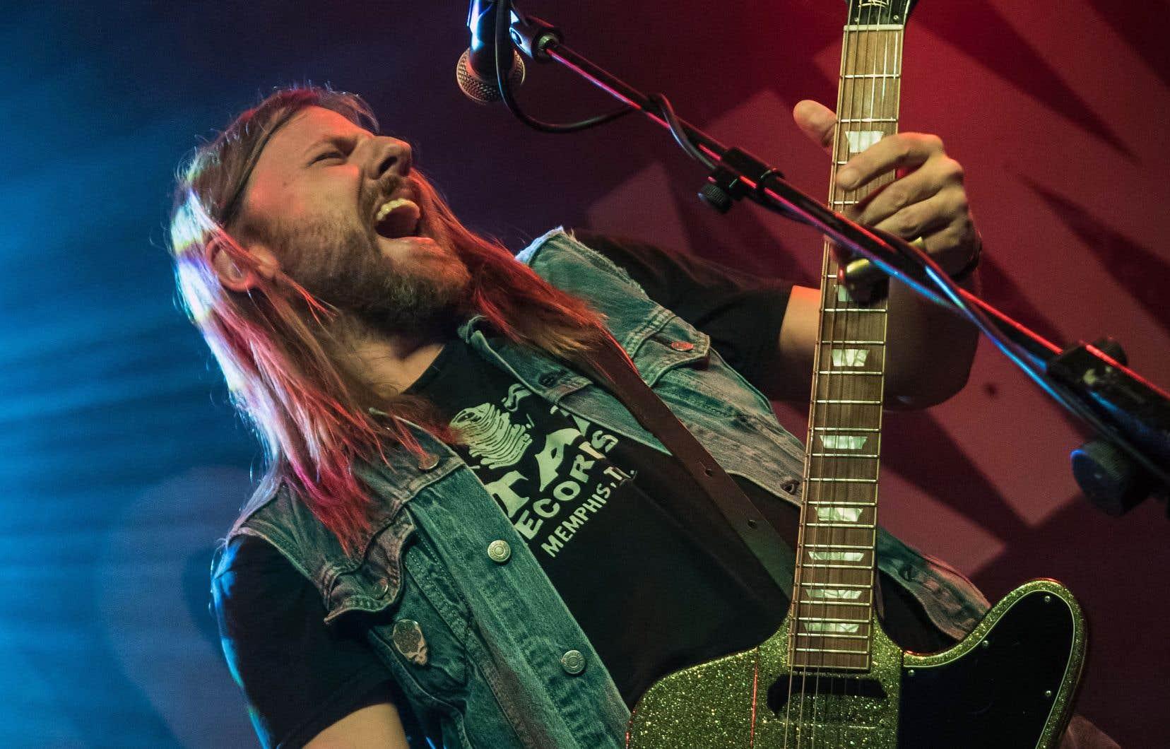 Steve Hill revient faire une petite tournée au Québec et en Ontario avant de repartir vers l'Europe.