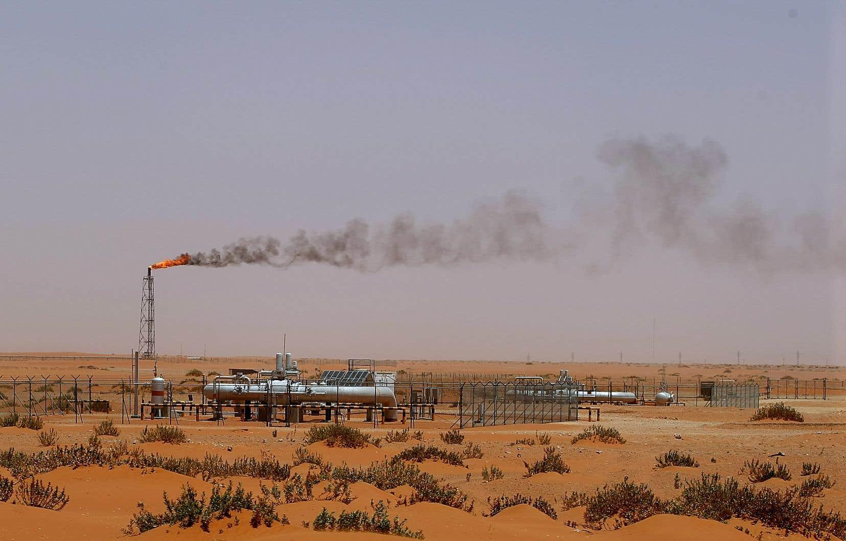 Mi-mai, le baril de pétrole Brent a dépassé 80$US pour la première fois depuis novembre 2014.