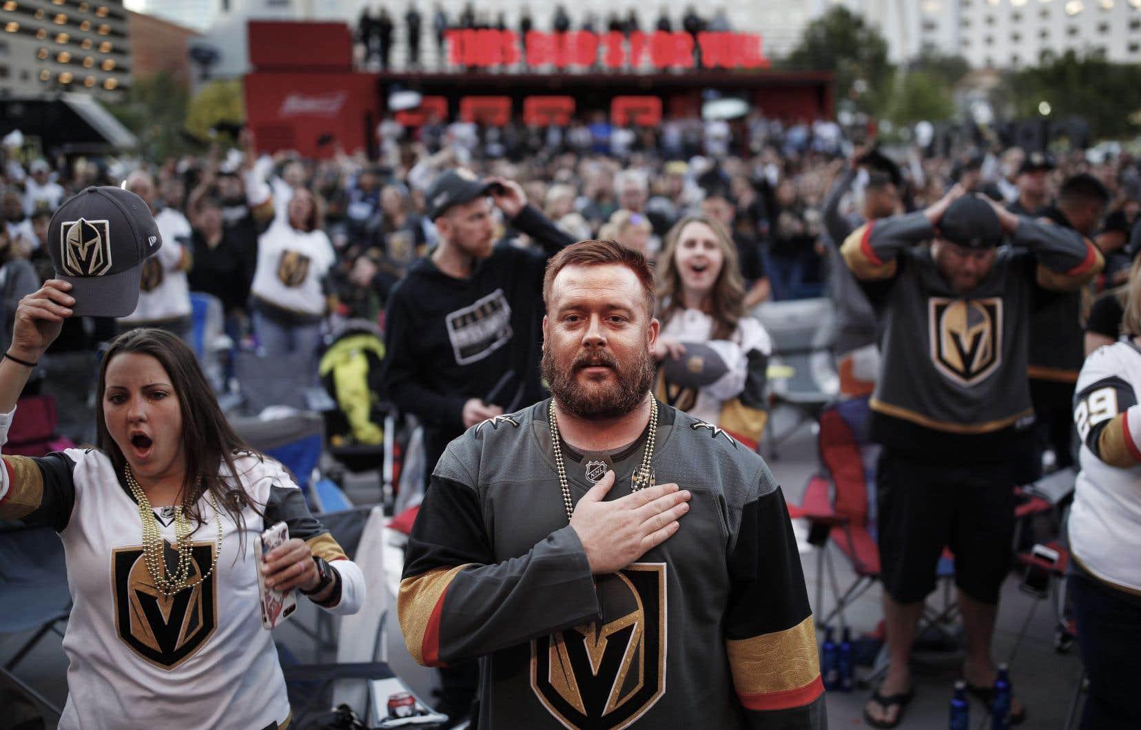 Il y a encore un an, les Golden Knights n'existaient pas; même leur propriétaire, l'homme d'affaires Bill Foley, ne les voyait pas viser le titre avant quatre ou cinq saisons.