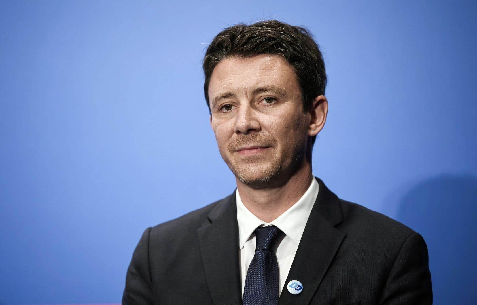 Le porte-parole du gouvernement français, Benjamin Griveaux, a donné une longue entrevue au quotidien «Le Parisien».