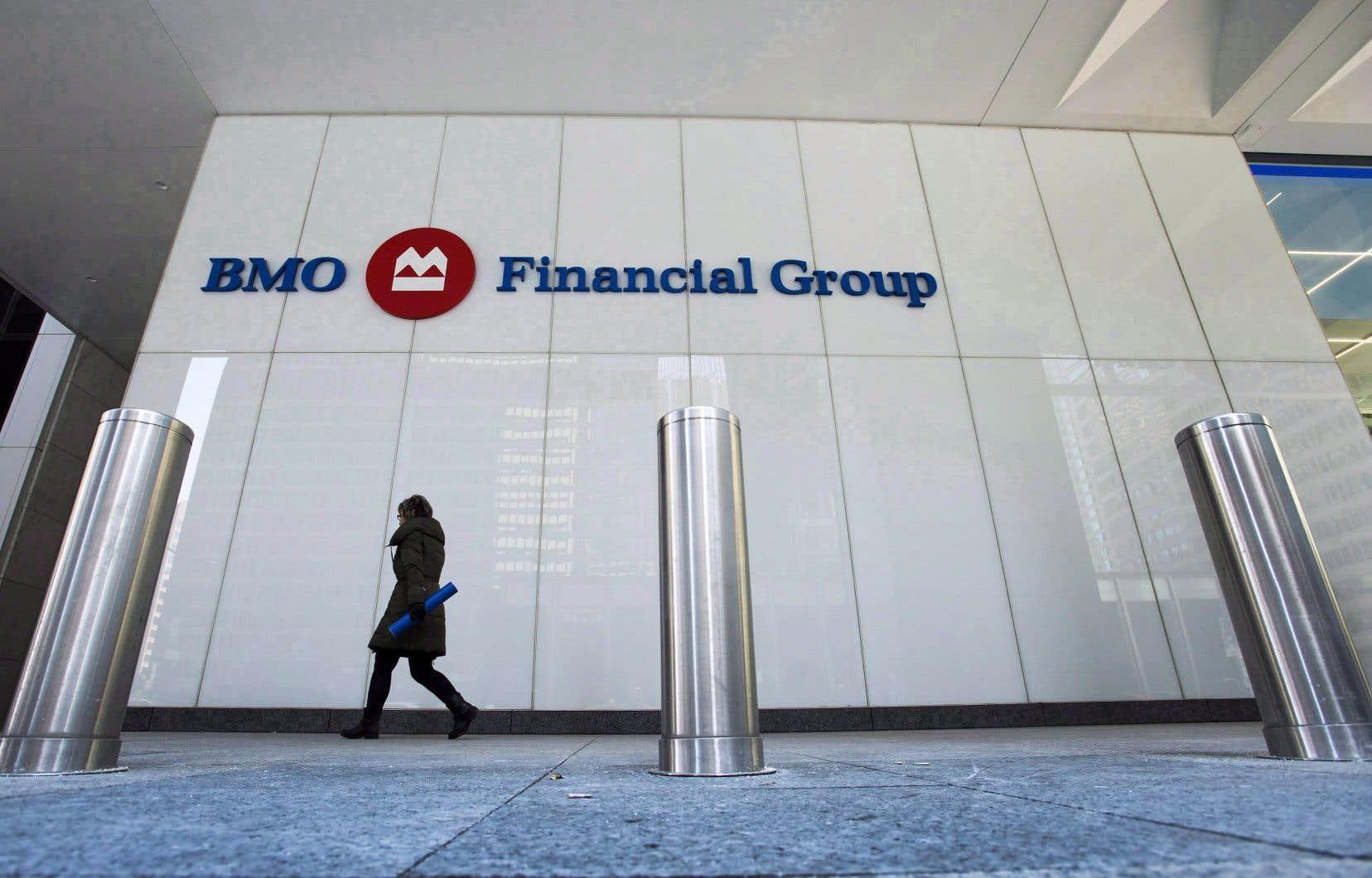 La Banque de Montréal a estimé qu'au «moins de 50 000 clients ont été touchés» par les fraudeurs.