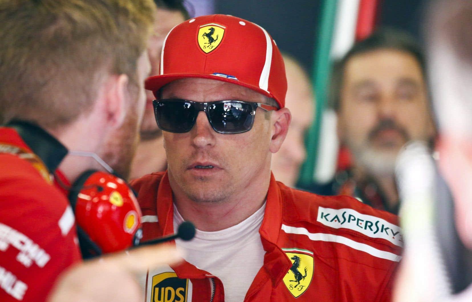 Les allégations contre le pilote de Ferrari sont détaillées sur le blogue de la présumée victime, qui ne nomme pas explicitement Räikkönen.