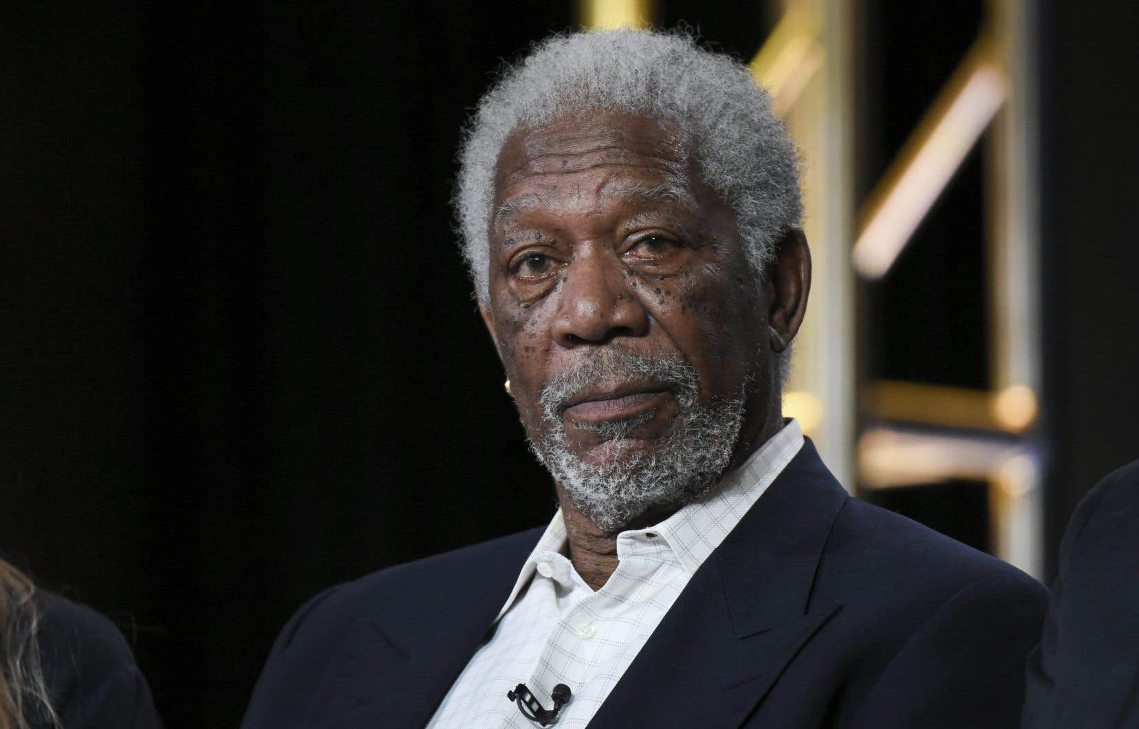 L'acteur Morgan Freeman