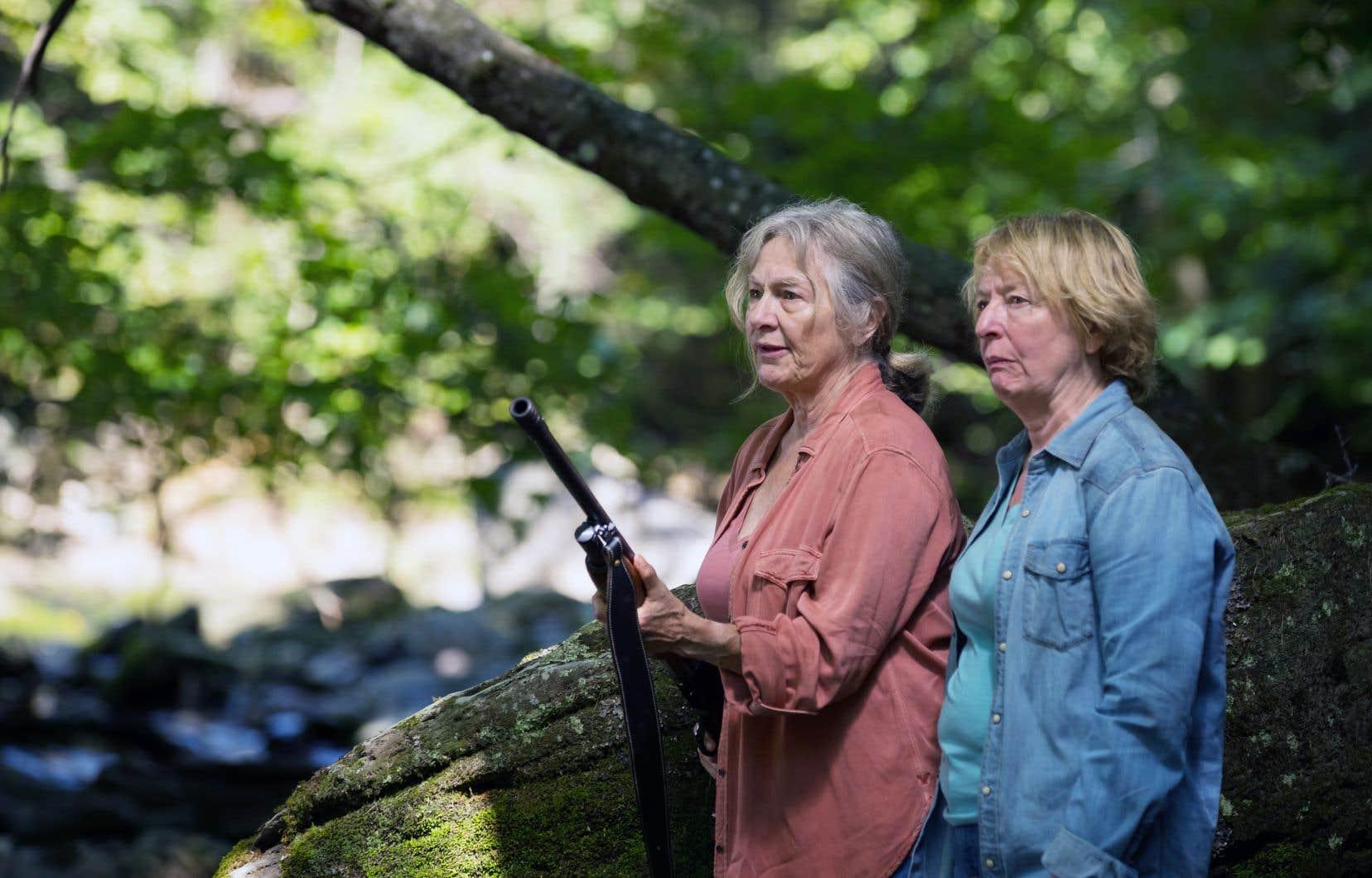 Le film de zombies «Les affamés», de Robin Aubert, a remporté cinq statuettes.