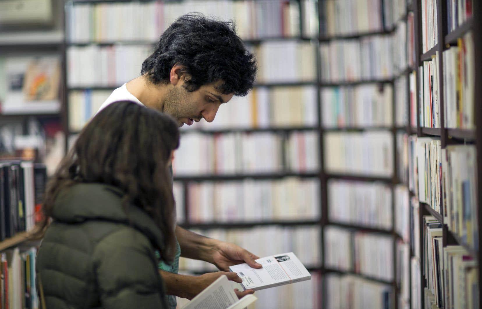 En 2017, les données de l'Institut de la statistique du Québec montraient une croissance des ventes chez les librairies indépendantes de 6,9%.