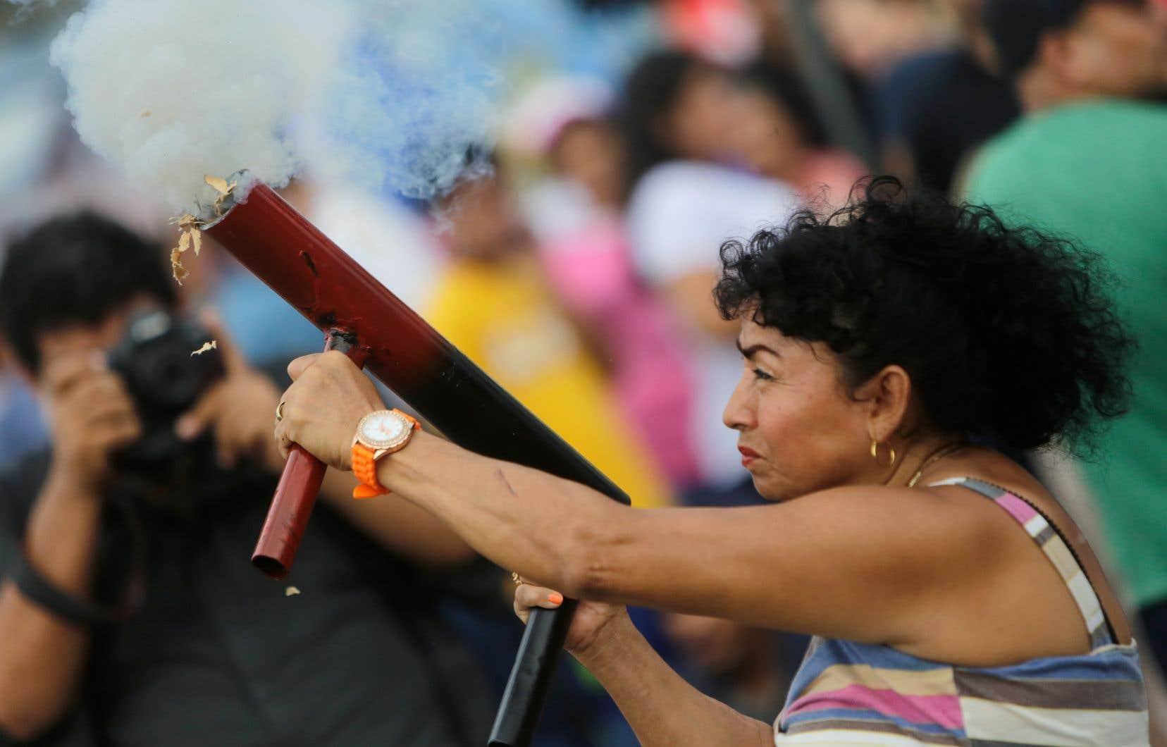 Daniel Ortegaest confronté à une vague de contestation sans précédent, déclenchée par une réforme des retraites abandonnée depuis,mais qui a vite tourné à un mouvement général de rejet du chef de l'État.