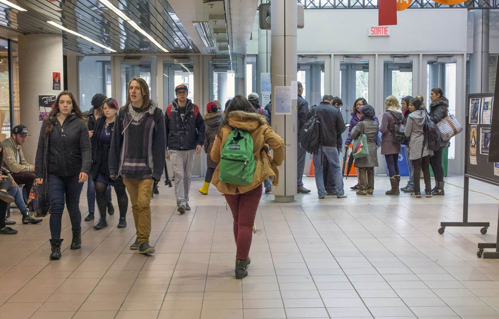 Selon une étude de la FAECUM, un étudiant universitaire sur cinq montre des signes de dépression.