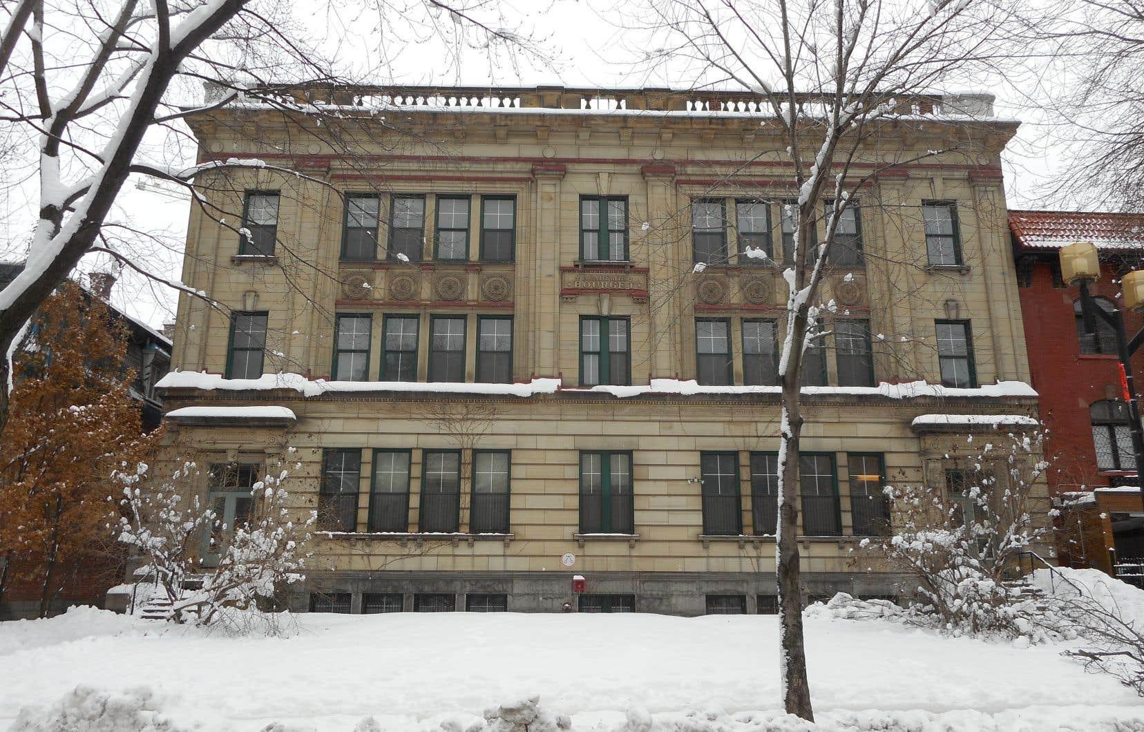 L'ancienne Académie Bourget