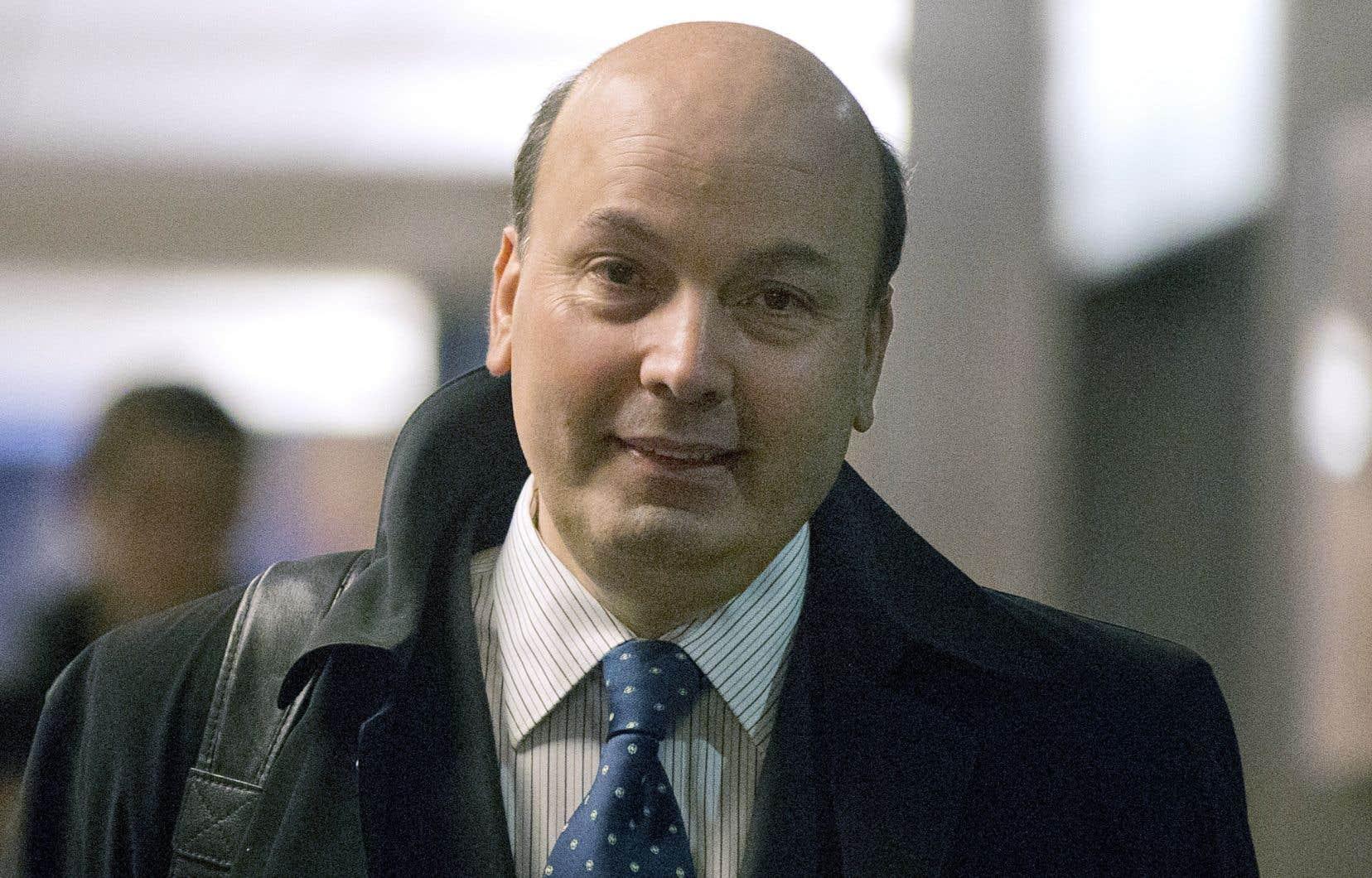 Arrêté par l'UPAC en mai 2012, l'ancien président du comité exécutif de la Ville de Montréal Frank Zampino était accusé de fraude, d'abus de confiance et de complot.