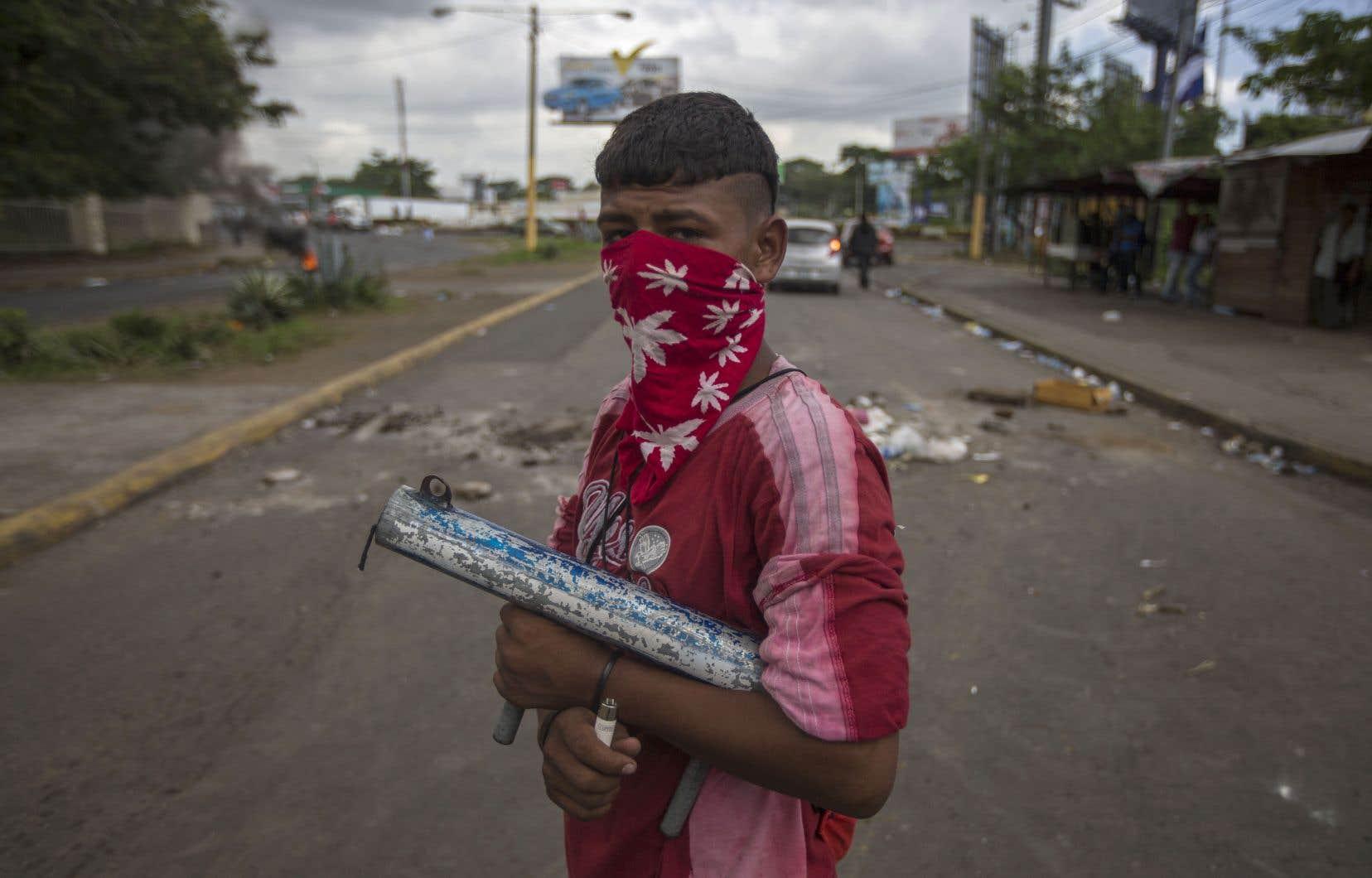 Les violences entre partisans et adversaires du président Daniel Ortega se poursuivent au Nicaragua.