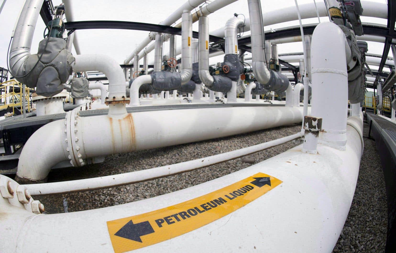 L'ALENA force le maintien d'émissions de GES élevées