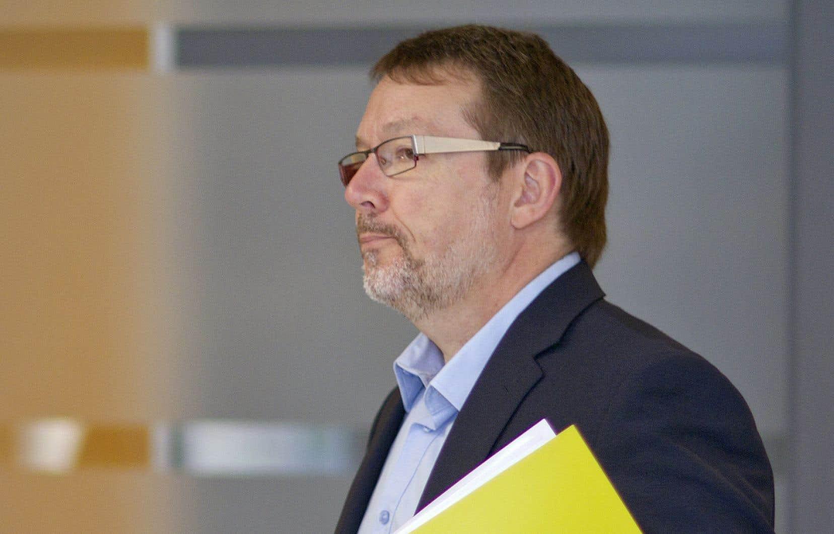 Les faits qui sont reprochés au fondateur et ancien directeur de l'INM remontent à l'été 2008 et se seraient produits dans la ville de Québec.