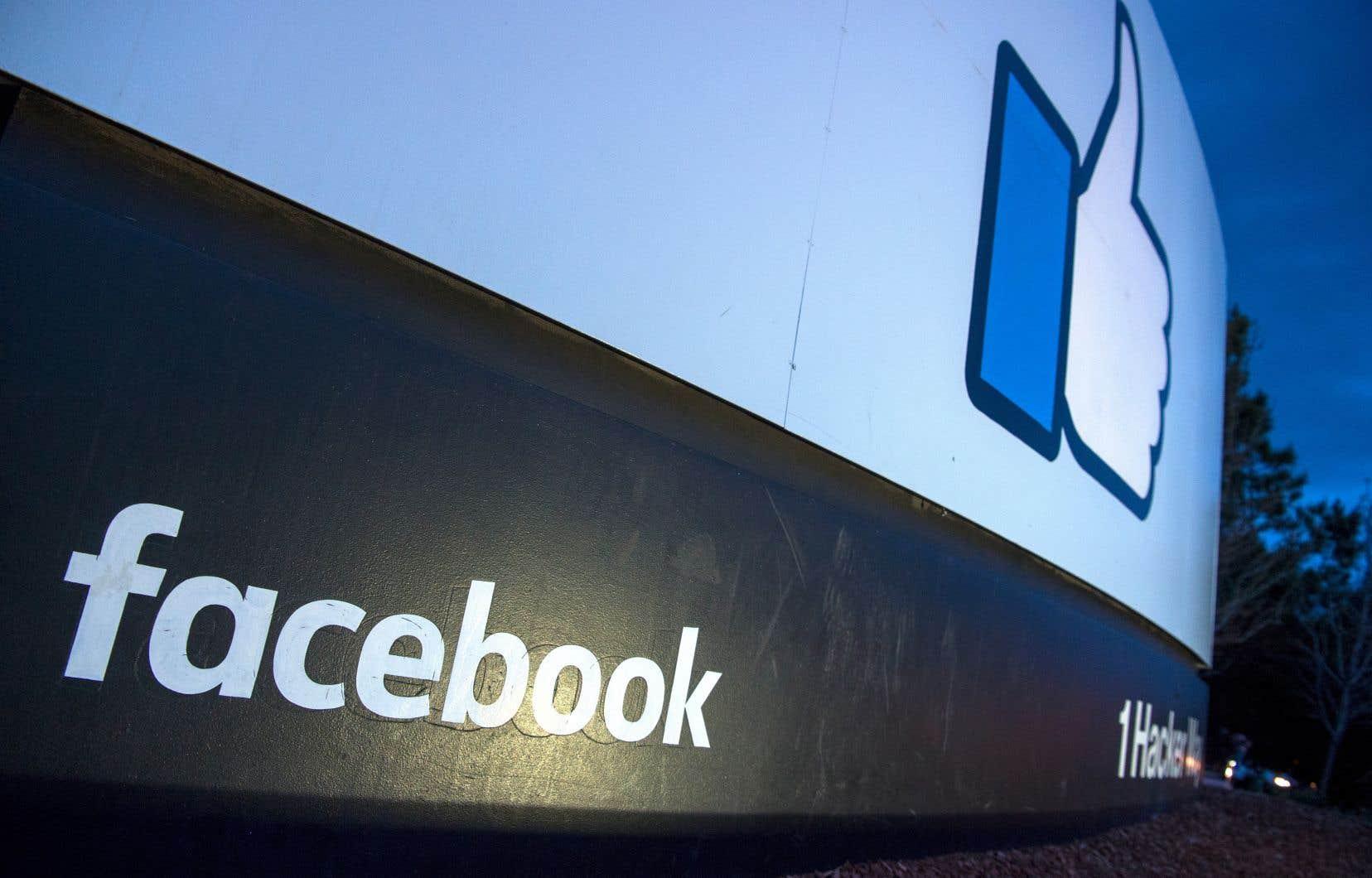 Huit émissions d'information seront visibles gratuitement sur la nouvelle plateforme Watch de Facebook.