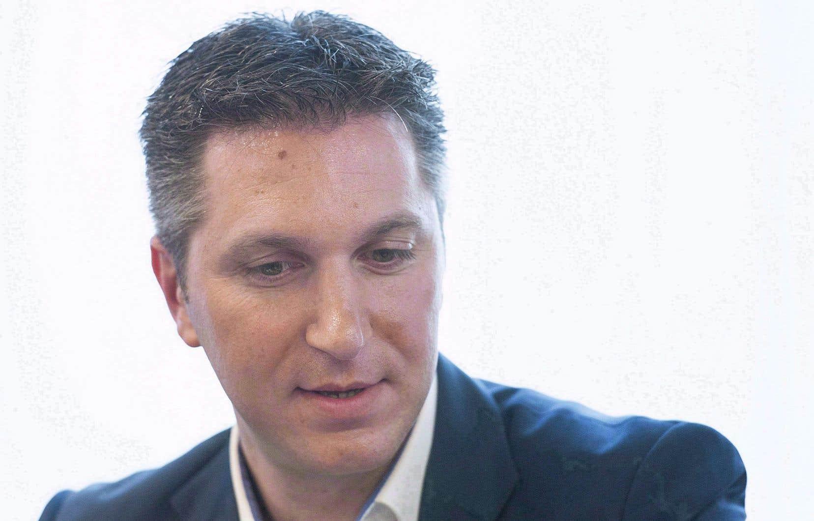 DavidBaazov avait plaidé non coupable aux cinq chefs d'accusation qui ont été déposés contre lui en 2016 par l'Autorité des marchés financiers (AMF) du Québec.