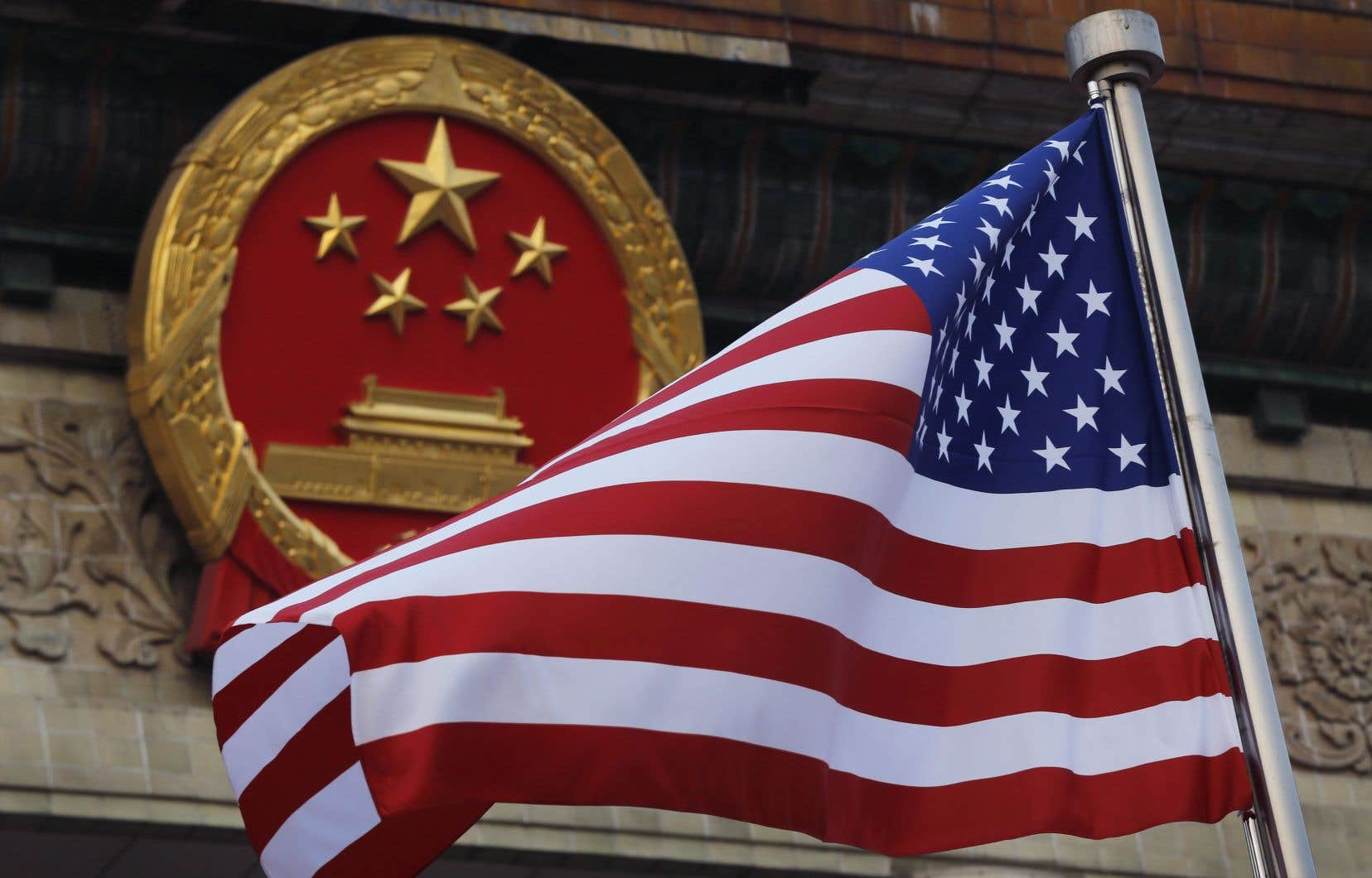 «Un certain nombre de personnes» travaillant dans le réseau diplomatique américain en Chine ont été rapatriées aux États-Unis afin qu'elles y subissent des examens médicaux plus approfondis.