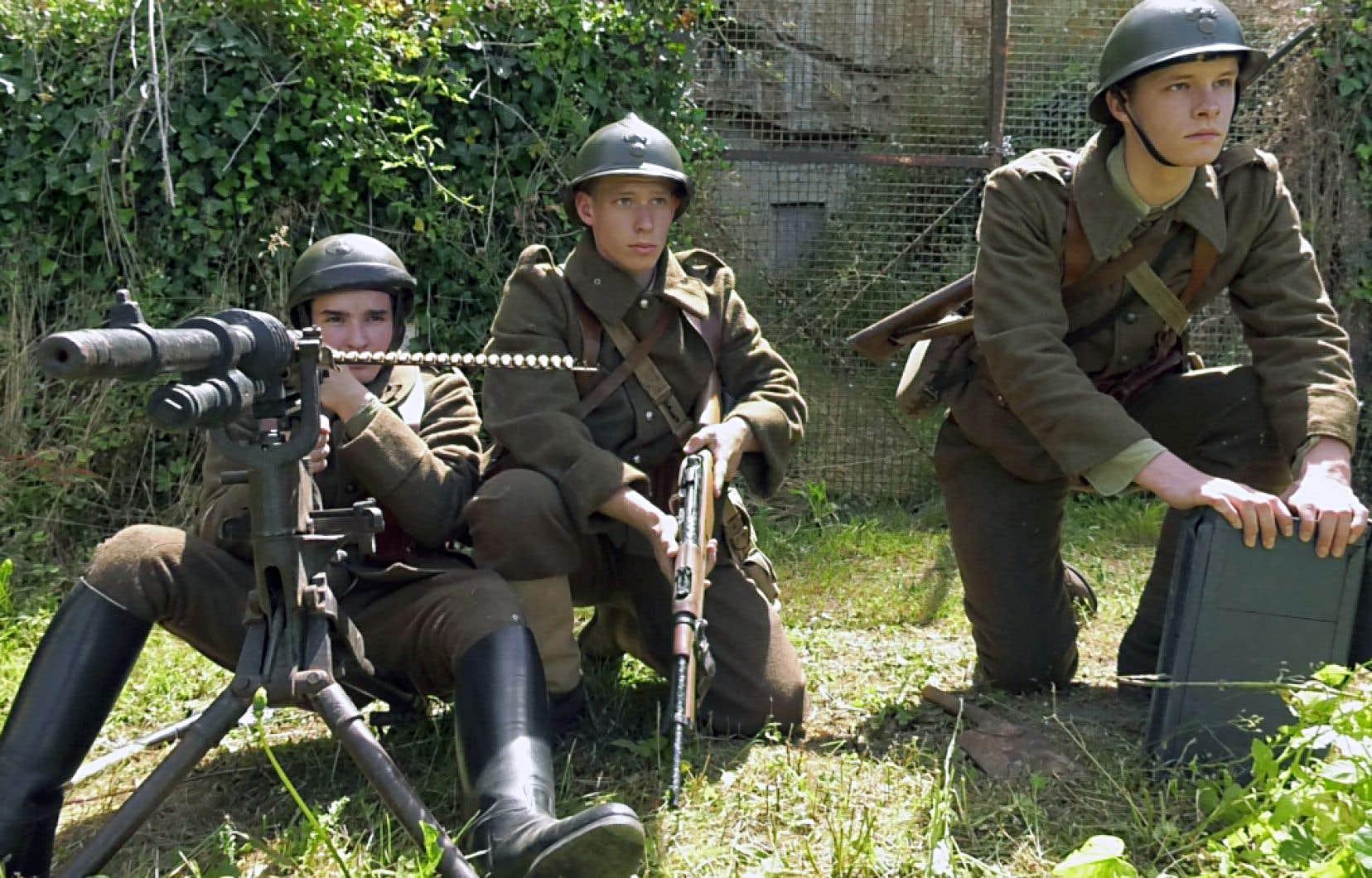 Les cadets de Saumur ont, pendant trois jours, lutté contre la cavalerie allemande malgré l'armistice annoncé par Pétain en juin 1940.