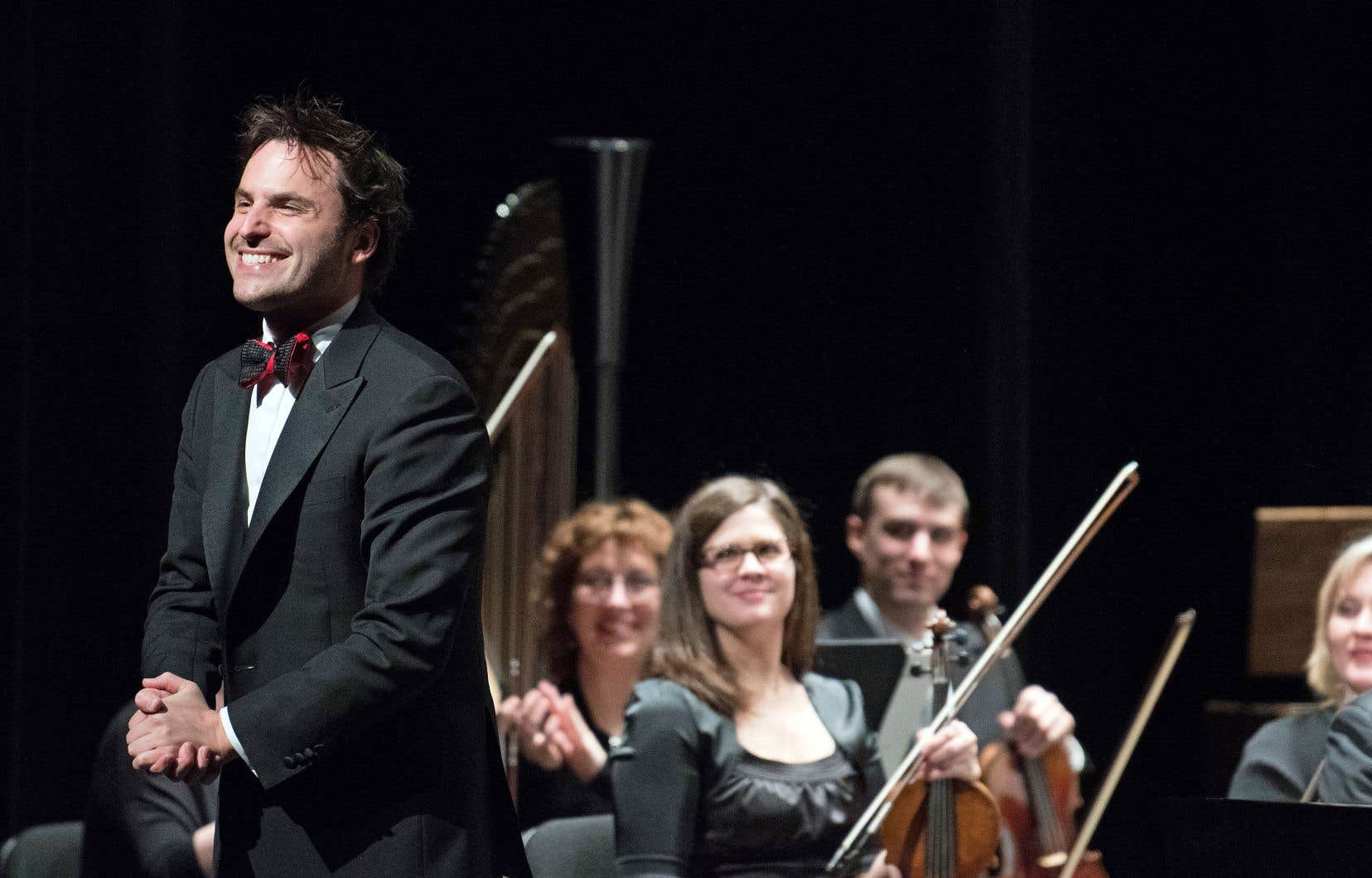 Jean-Philippe Sylvestre est peut-être tombé dans la musique de Mathieu avant Alain Lefèvre, car il était un tout jeune pianiste âgé de 13ans, en 1993, quand Jean-Claude Labrecque lui a proposé de participer à son documentaire «André Mathieu, musicien».