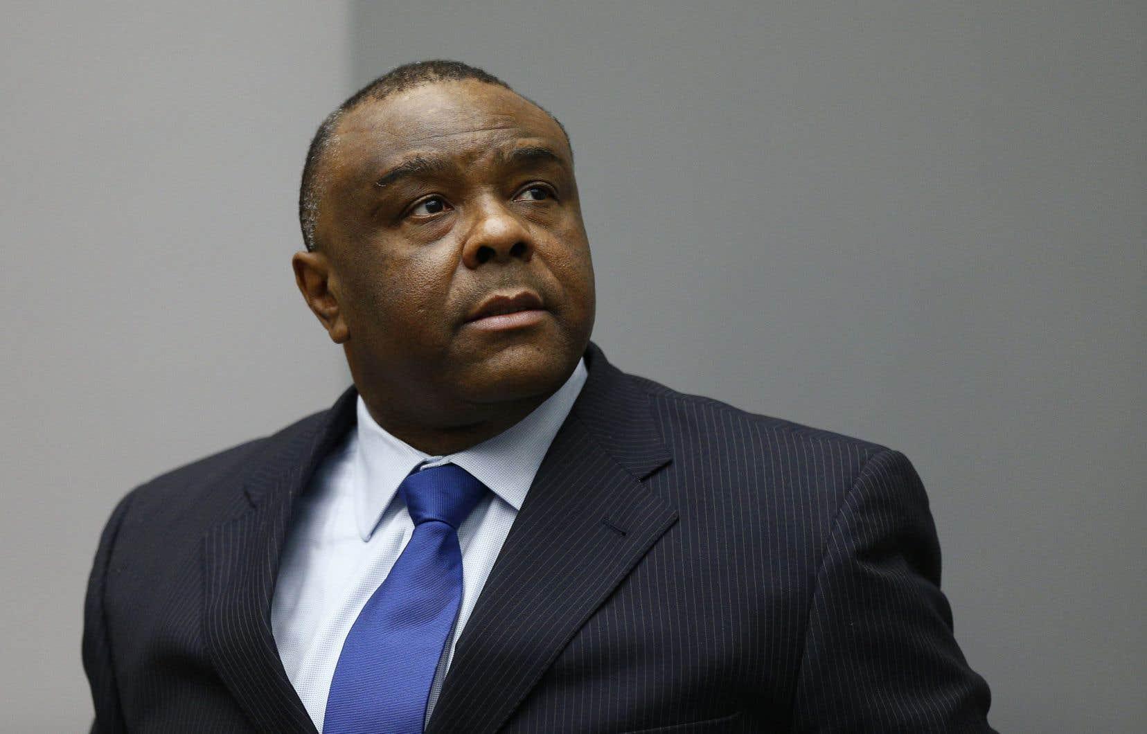 Jean-Pierre Bemba en 2016