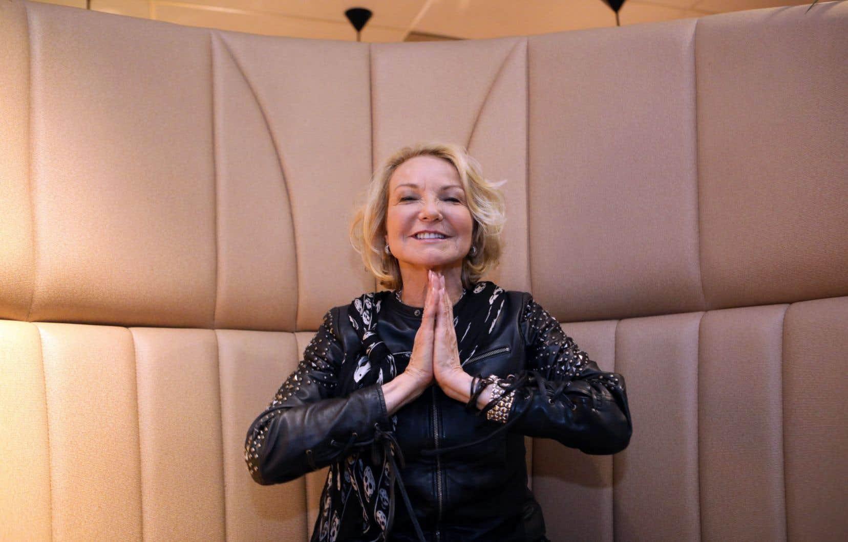 Marjo, la vénérable blonde platine de 64 ans, sera sur la scène Bell de la place des Festivals le 13 juin.