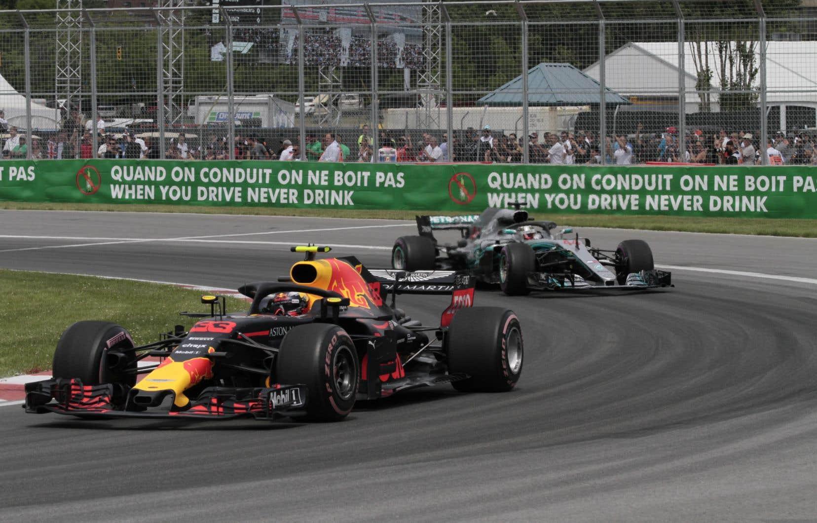 Le sujet a été longuement débattu en conférence de presse et sur les réseaux sociaux: comment rendre la Formule 1 moins ennuyeuse?
