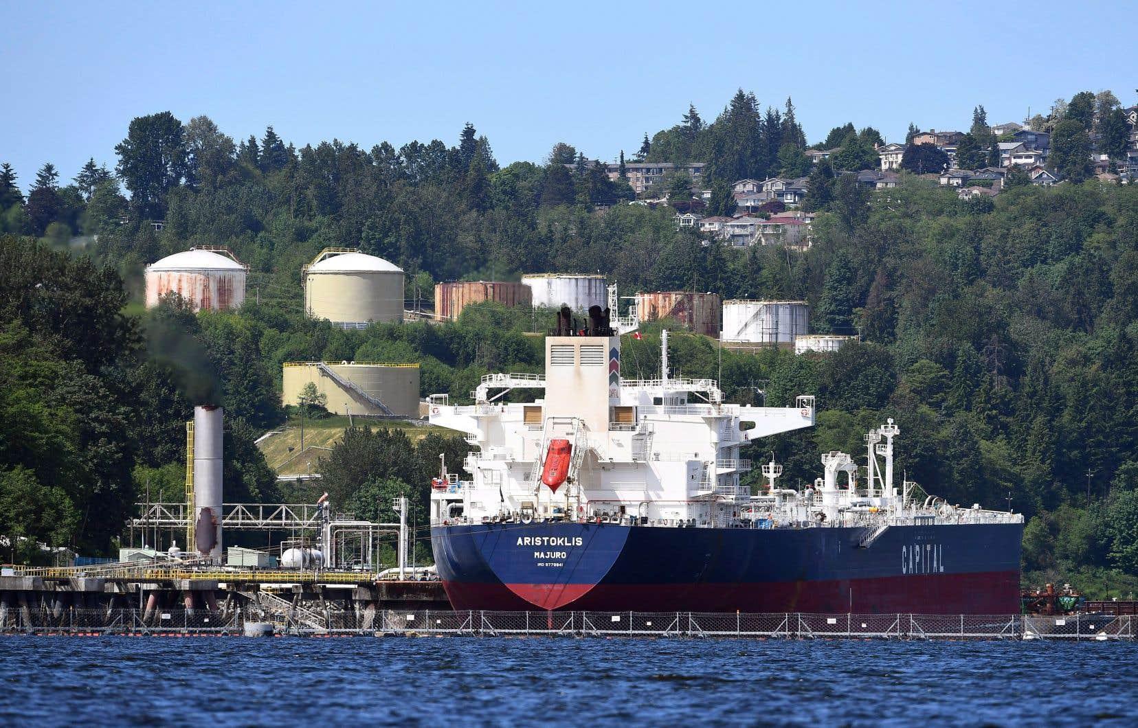 La nationalisation de l'oléoduc Trans Mountain démontre l'ampleur de l'enjeu de la transition énergétique du Canada.