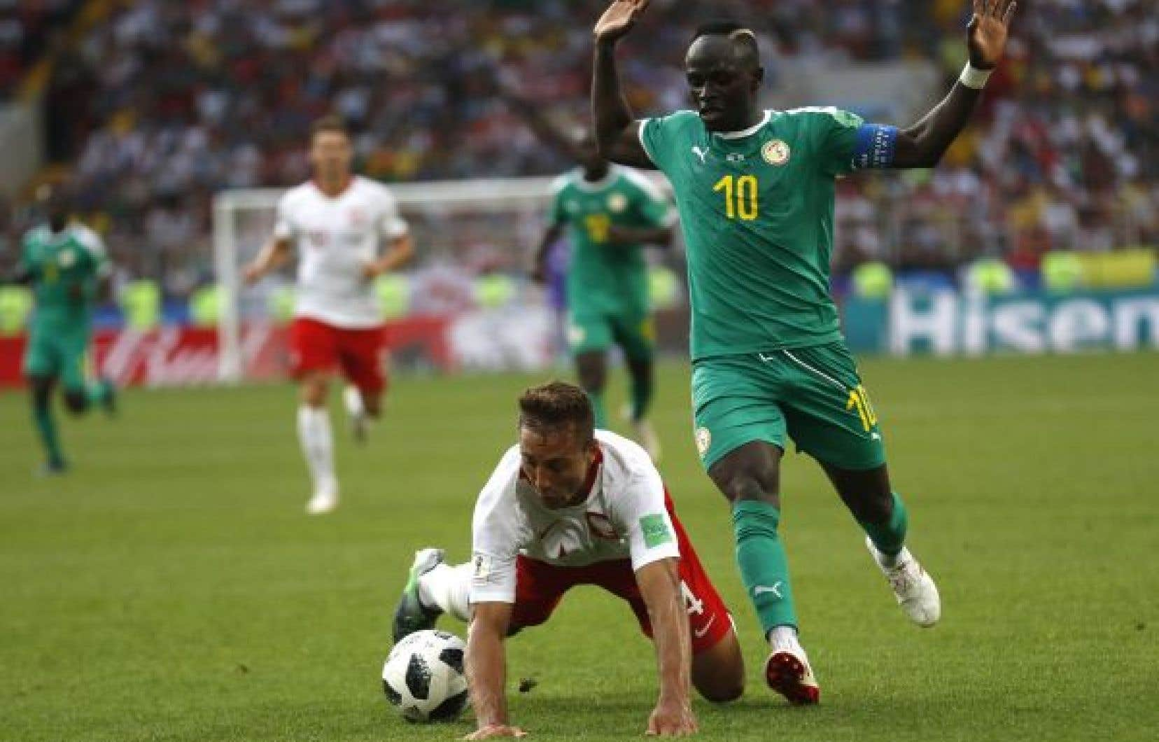 Le Sénégal était de retour dans le tournoi pour la première fois depuis 2002.